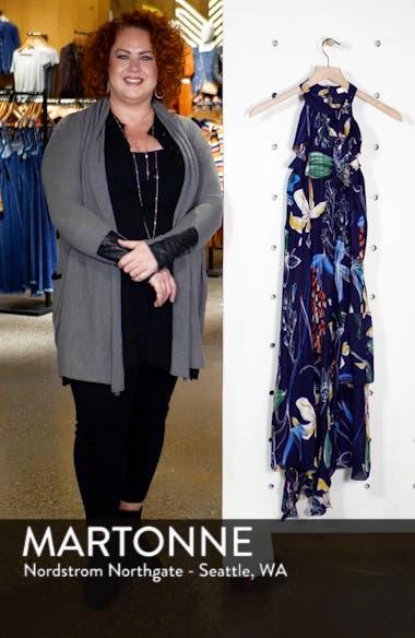 Julieta Tiered Dress, sales video thumbnail