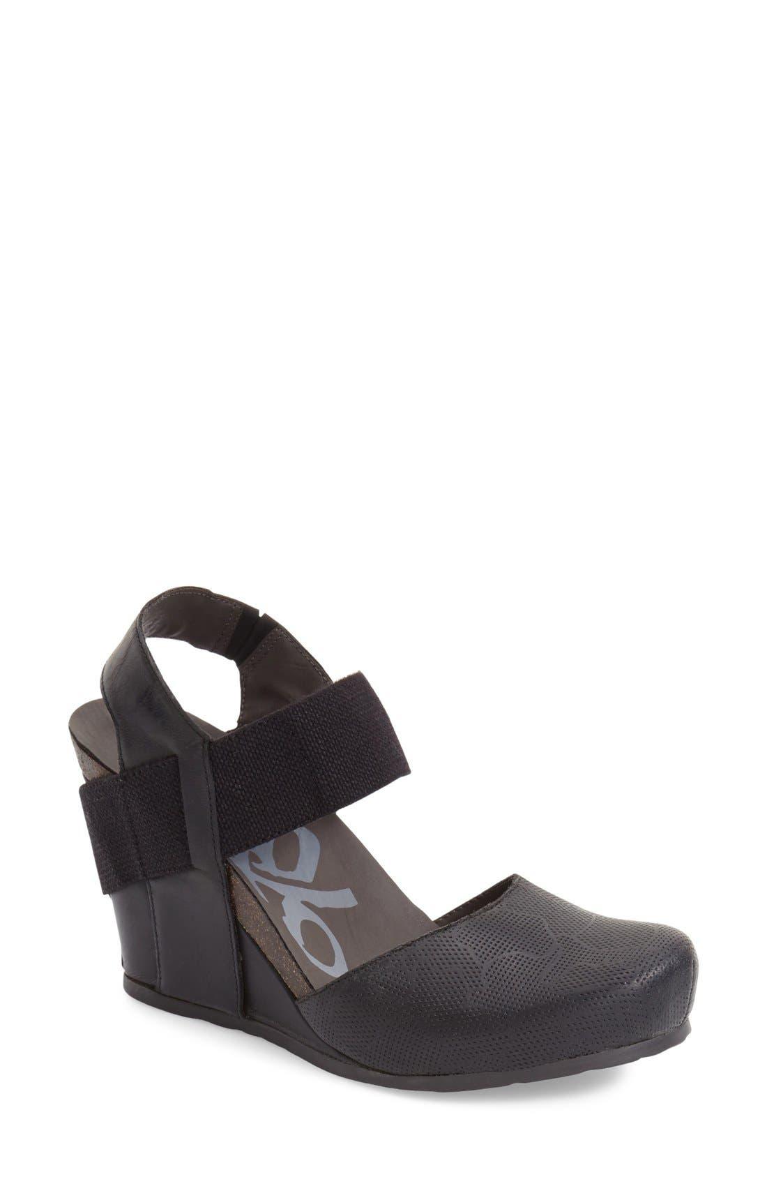 OTBT 'Rexburg' Wedge Sandal, Main, color, 019