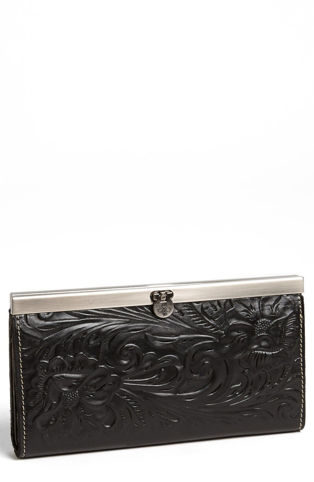 PATRICIA NASH 'Cauchy' Wallet, Main, color, 001