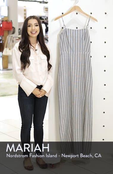 Krisa Stripe Maxi Dress, sales video thumbnail