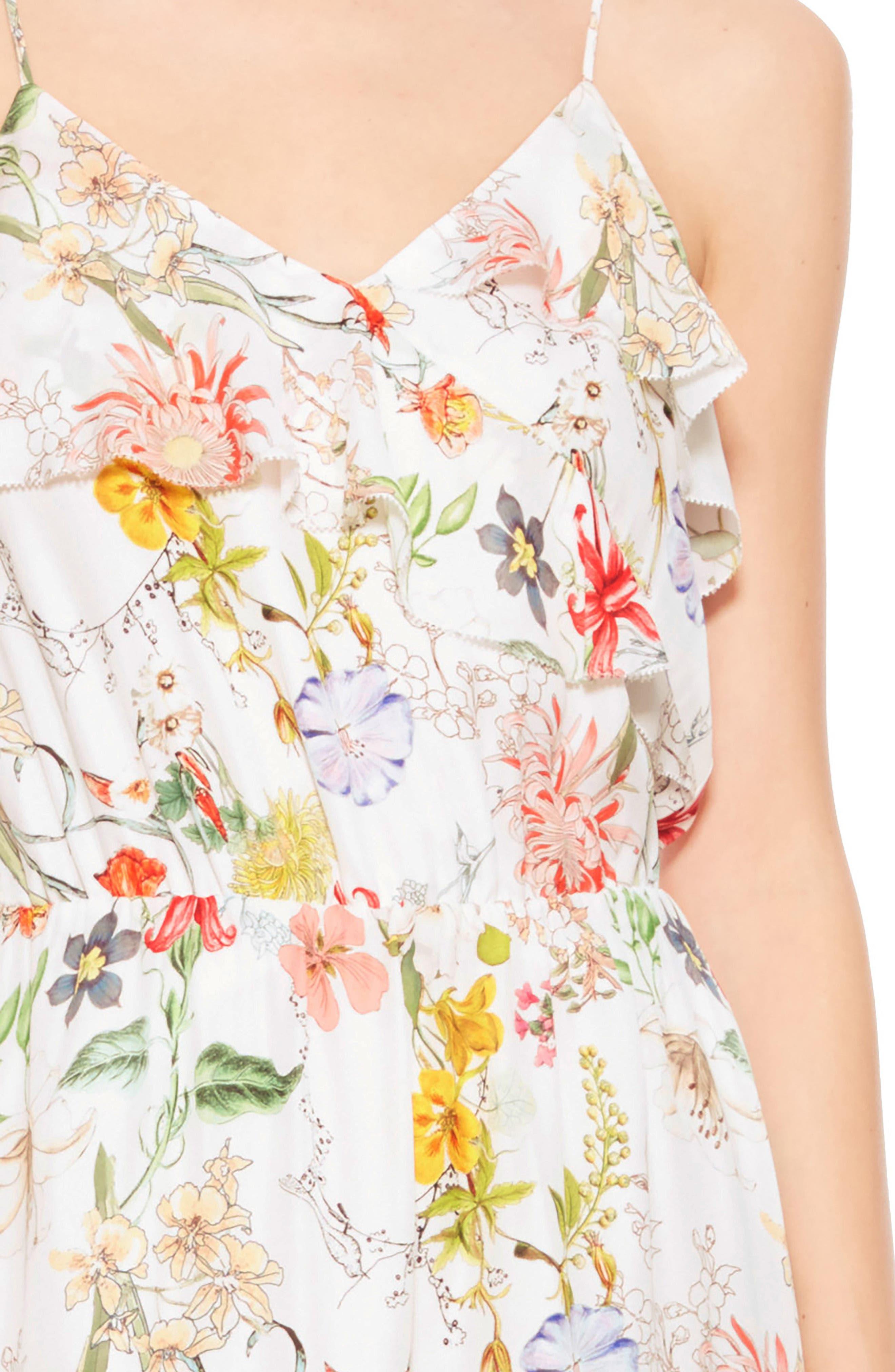 Vanna Dress,                             Alternate thumbnail 4, color,                             908
