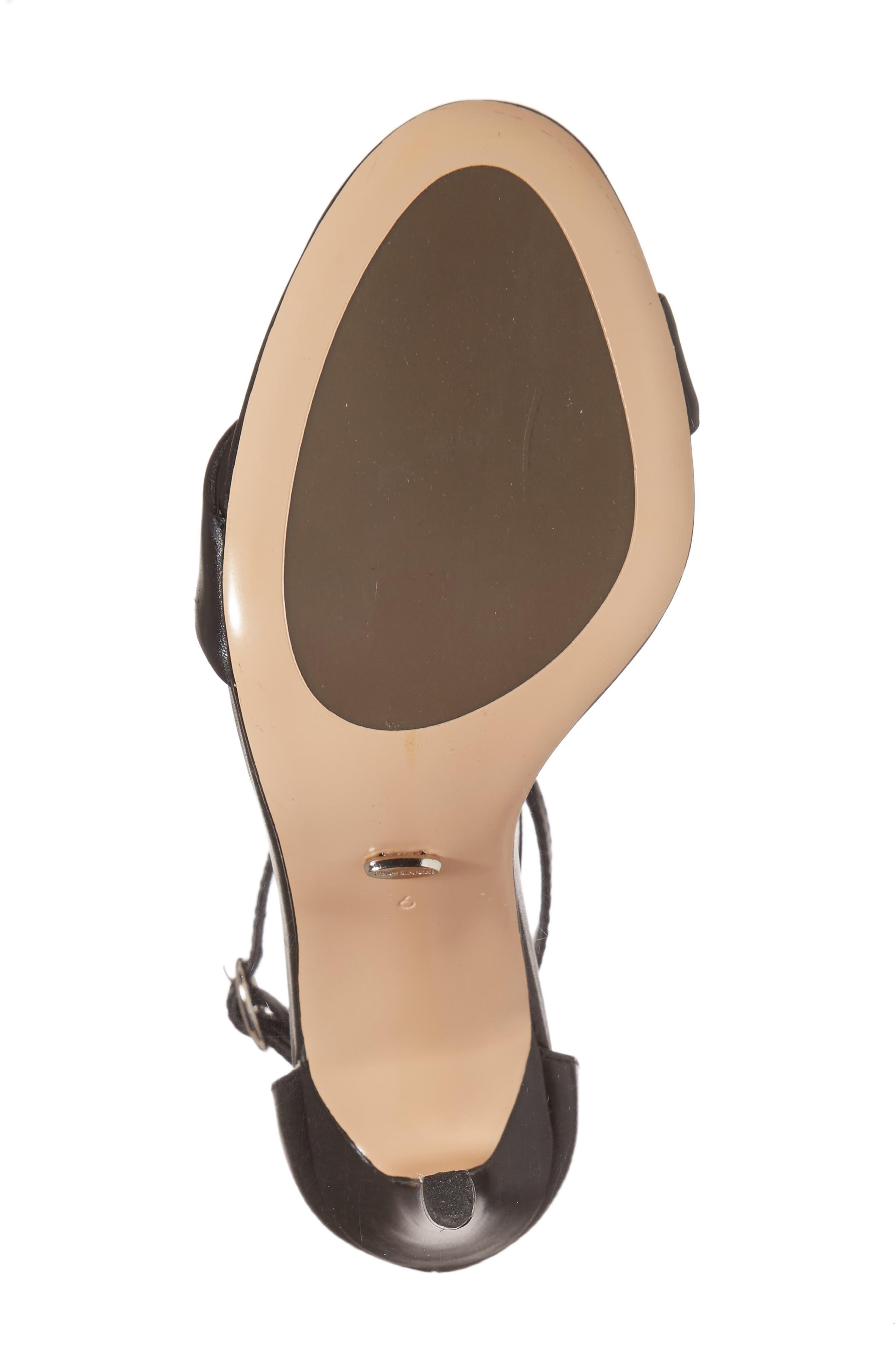 Karvan Ankle Strap Sandal,                             Alternate thumbnail 6, color,                             002