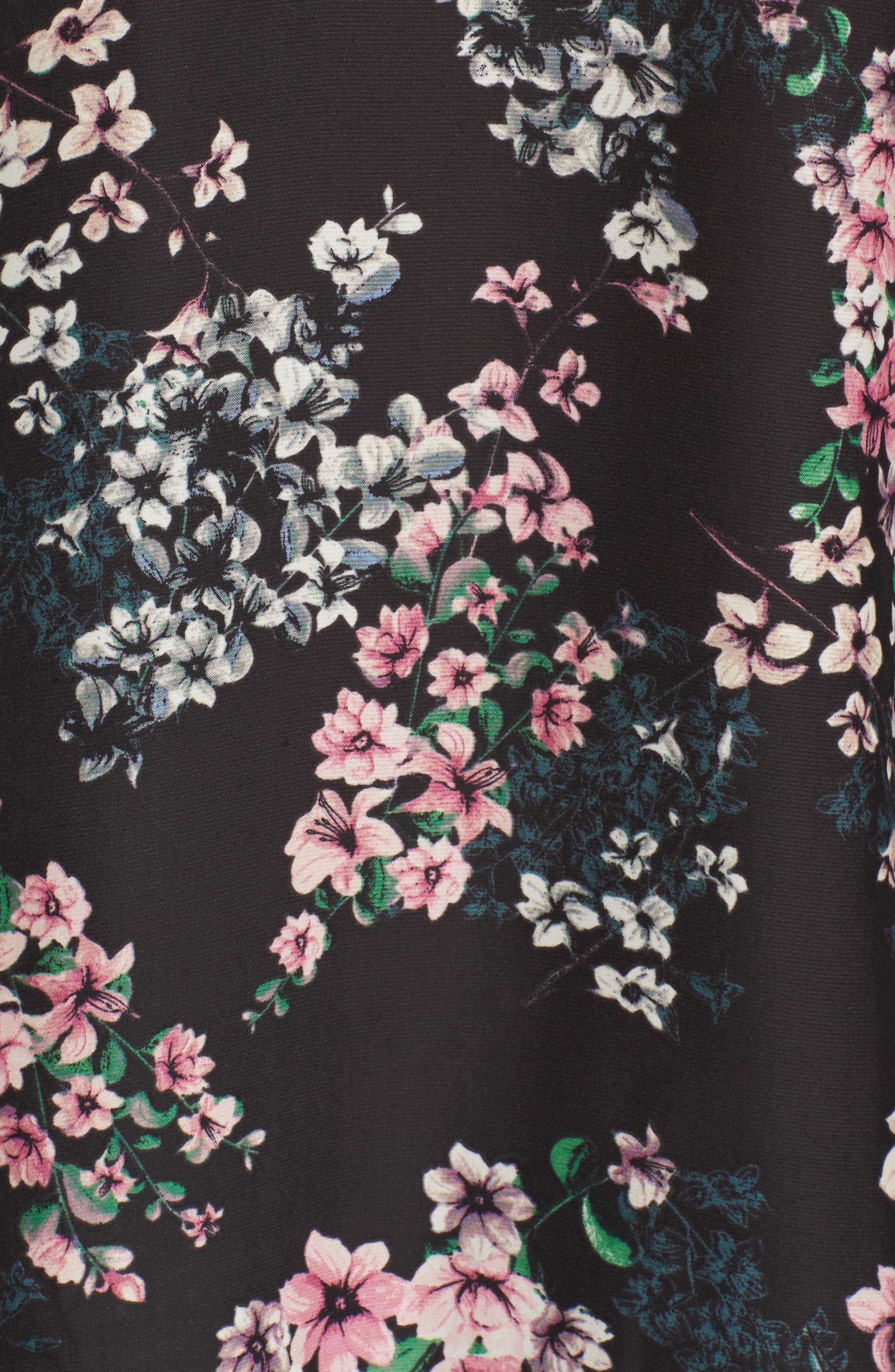 Nadette Floral Blouse,                             Alternate thumbnail 9, color,
