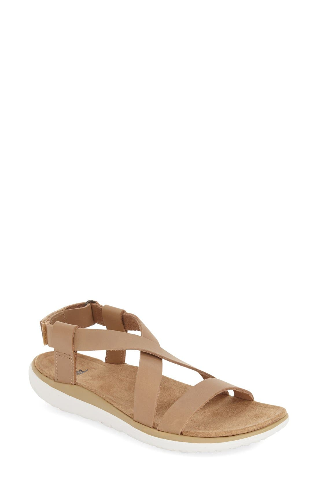 'Terra Float Livia Lux' Sandal,                         Main,                         color, 250