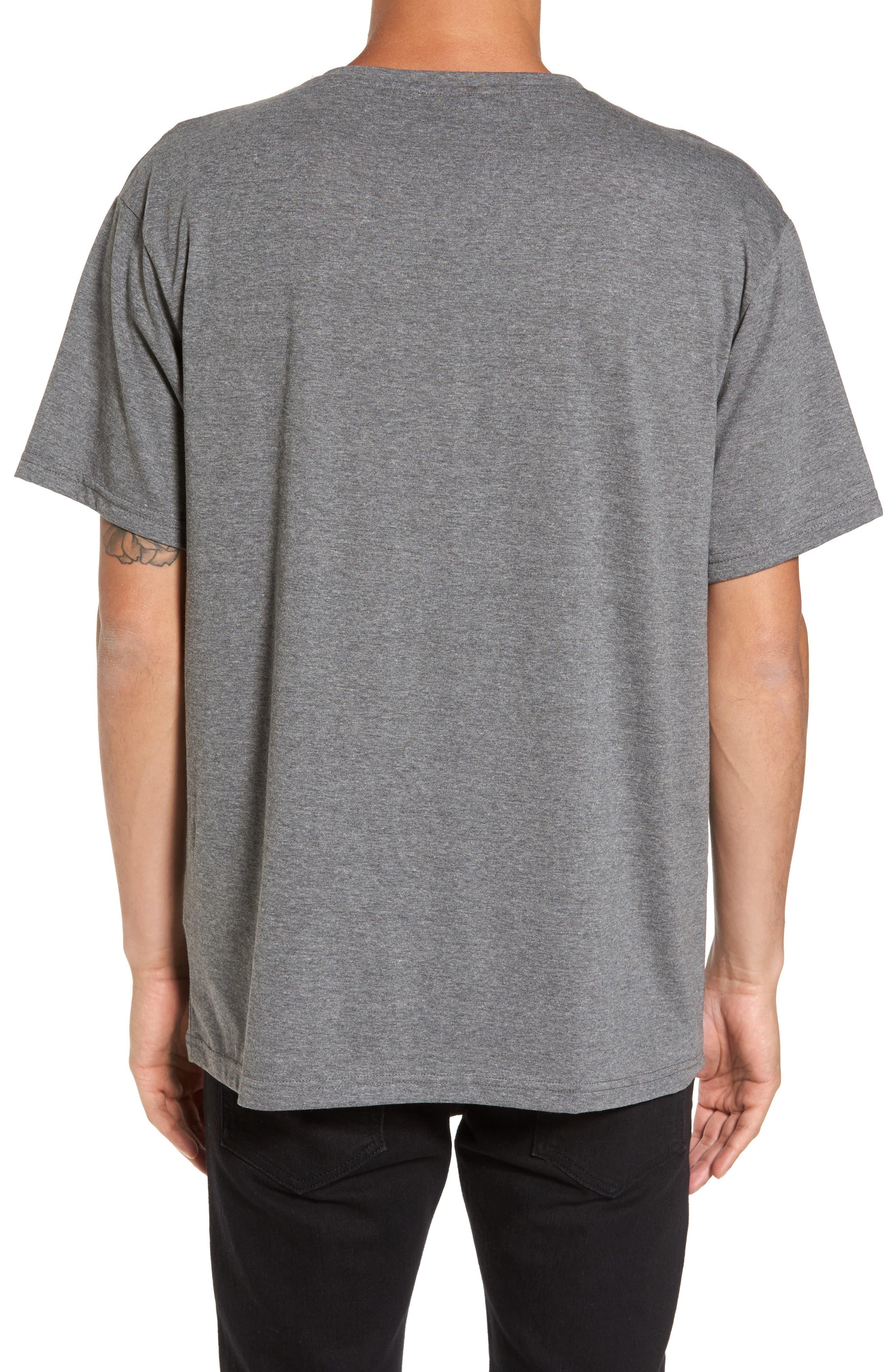 Russ Stripe T-Shirt,                             Alternate thumbnail 2, color,                             020