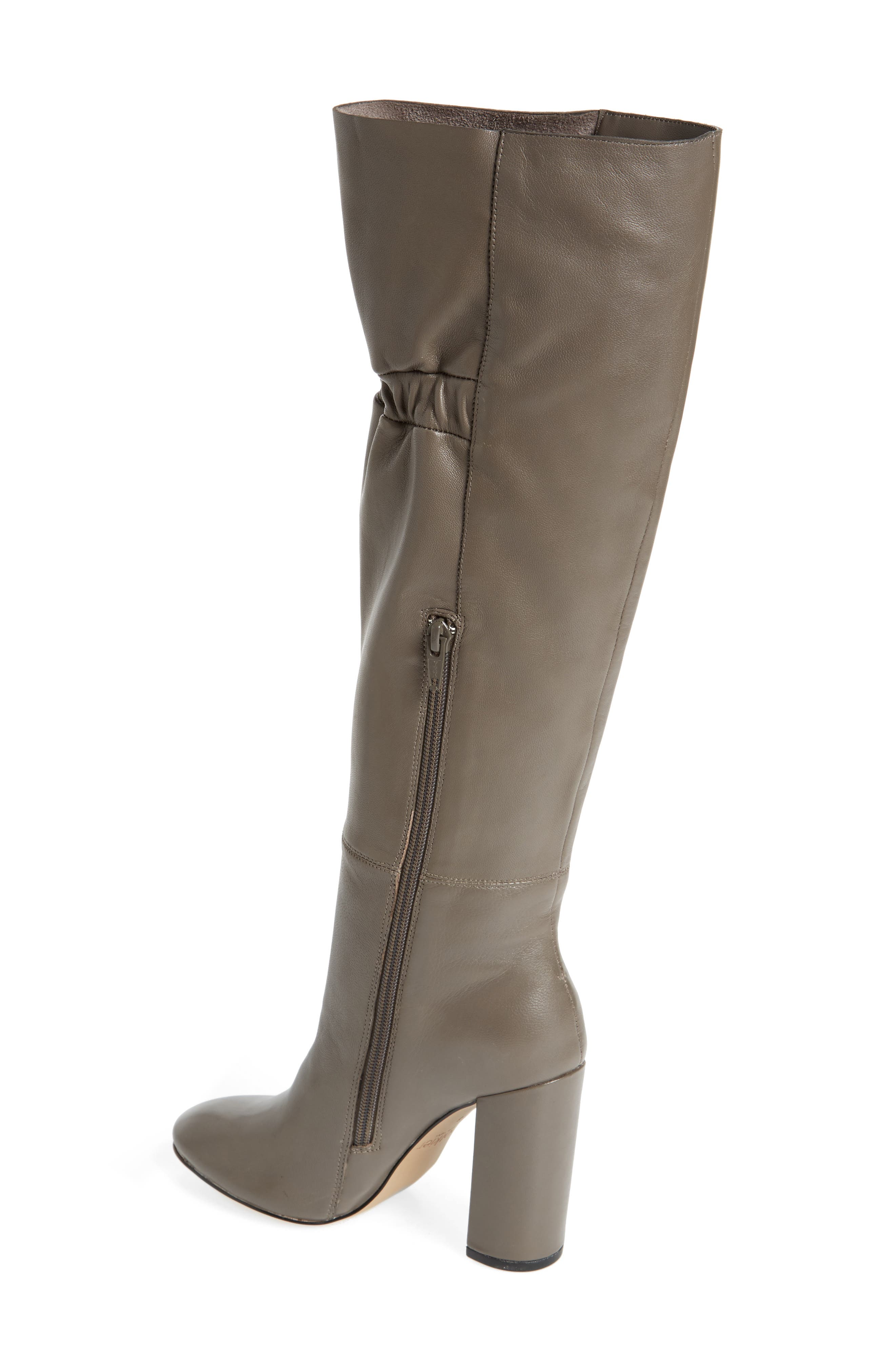 Ruby Knee High Boot,                             Alternate thumbnail 4, color,