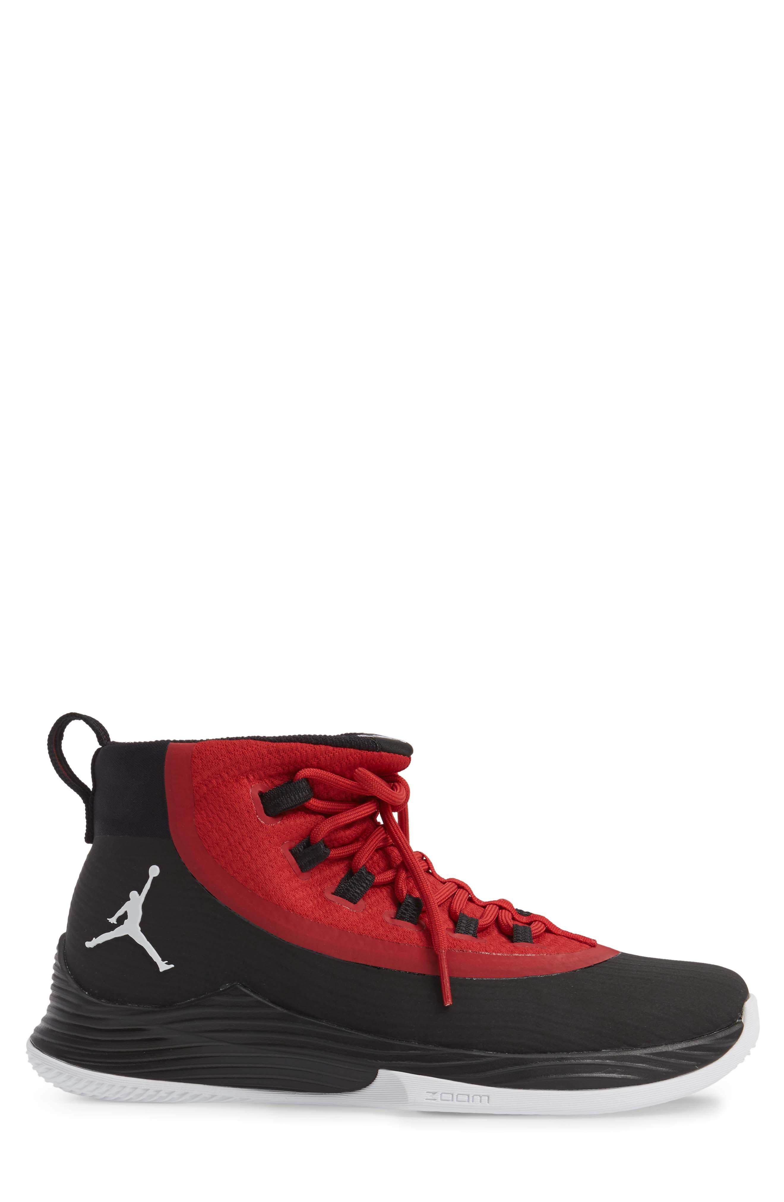 Jordan Ultra Fly 2 Basketball Shoe,                             Alternate thumbnail 12, color,