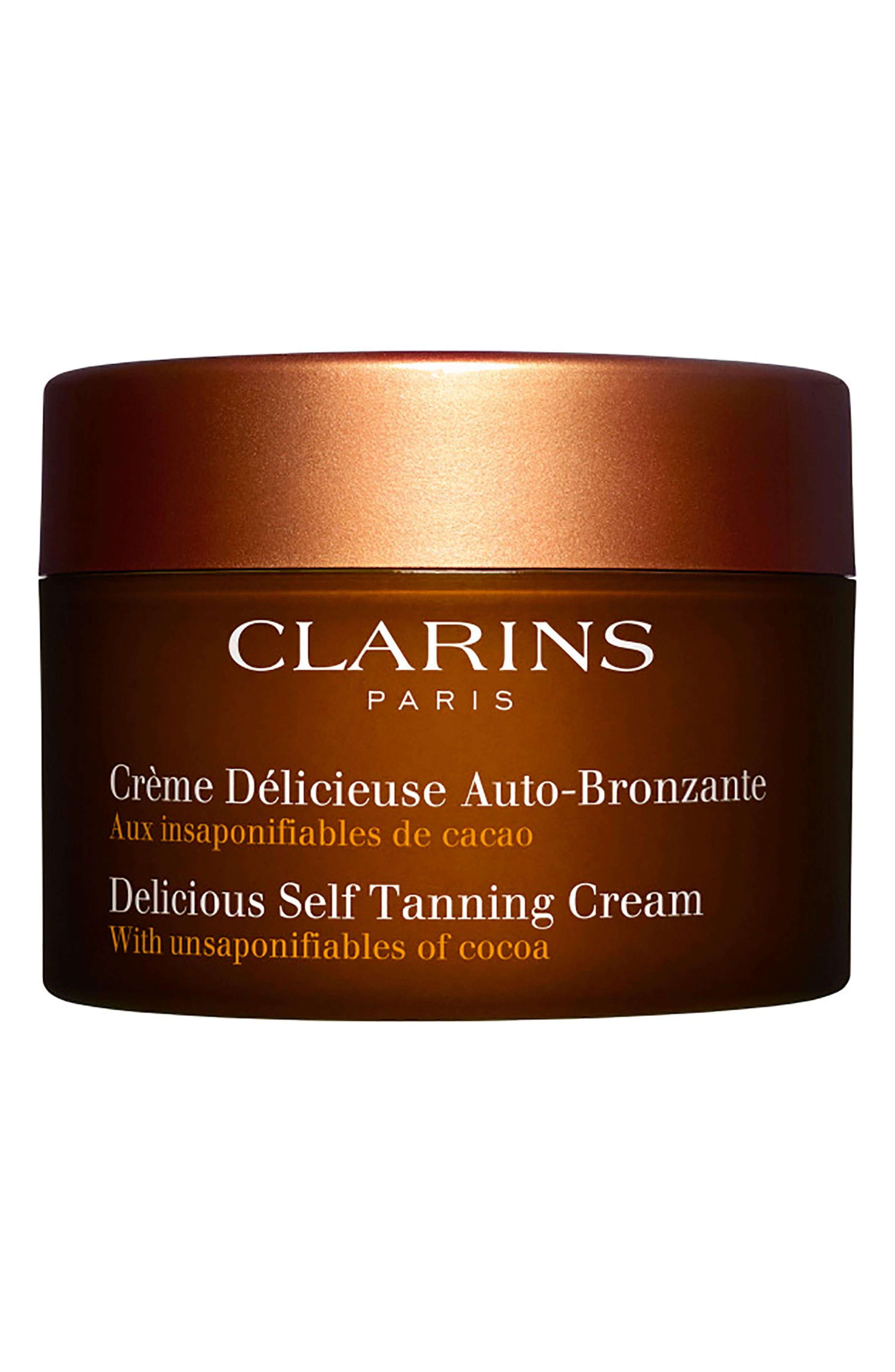 Delicious Self-Tanning Cream,                         Main,                         color, 000
