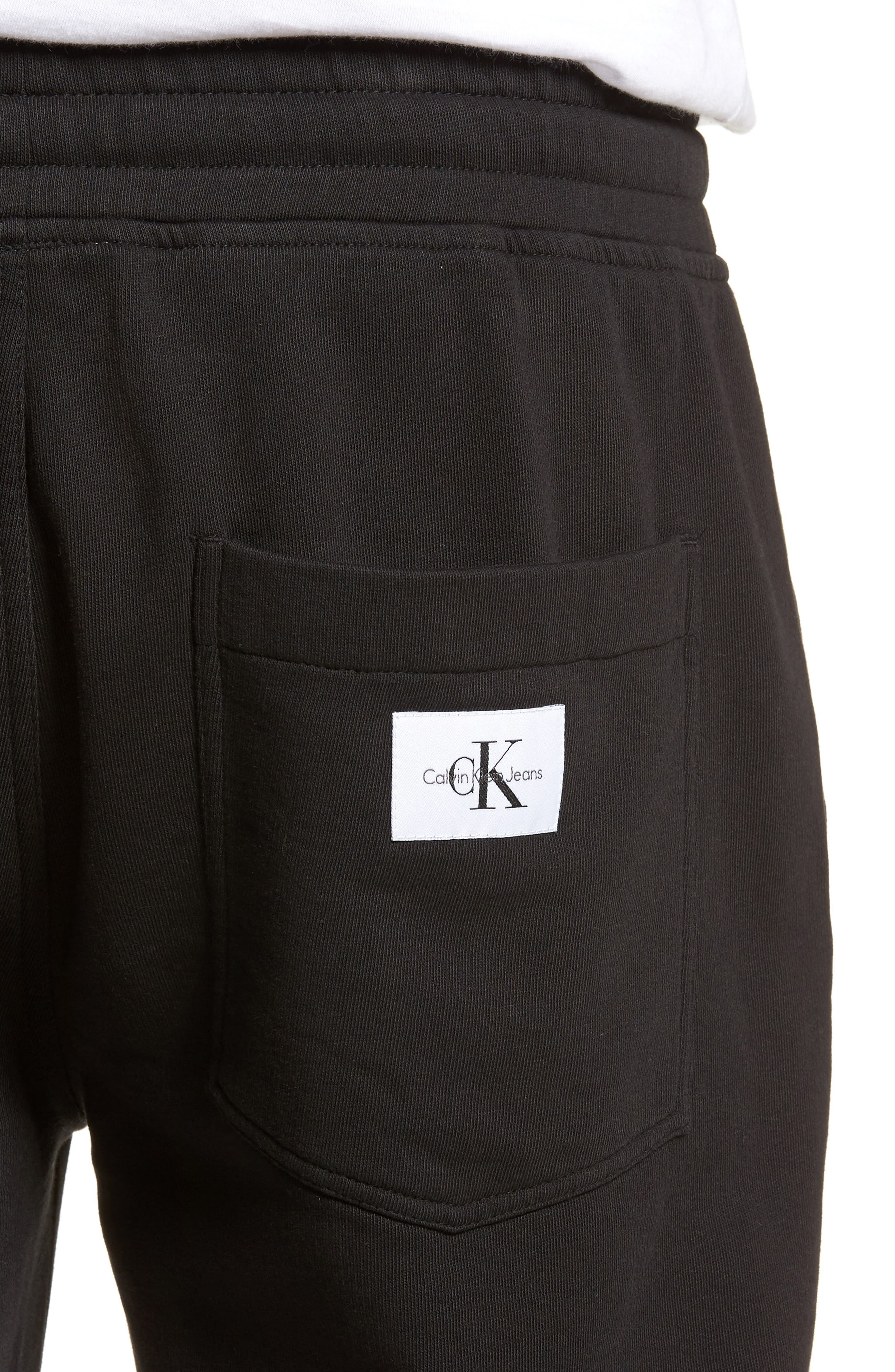 Stripe Athletic Shorts,                             Alternate thumbnail 4, color,                             010