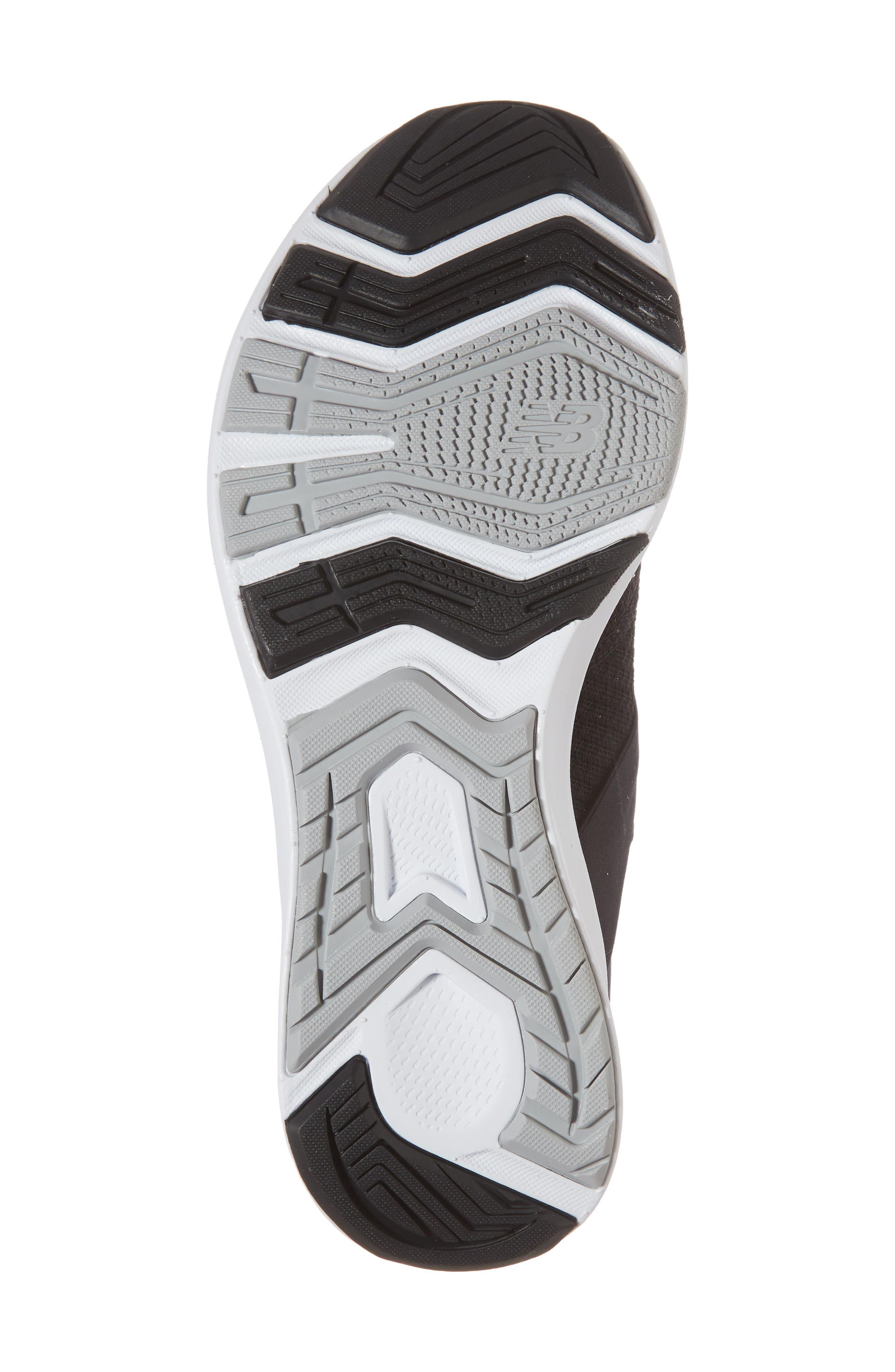 FuelCore NERGIZE Sneaker,                             Alternate thumbnail 6, color,                             BLACK