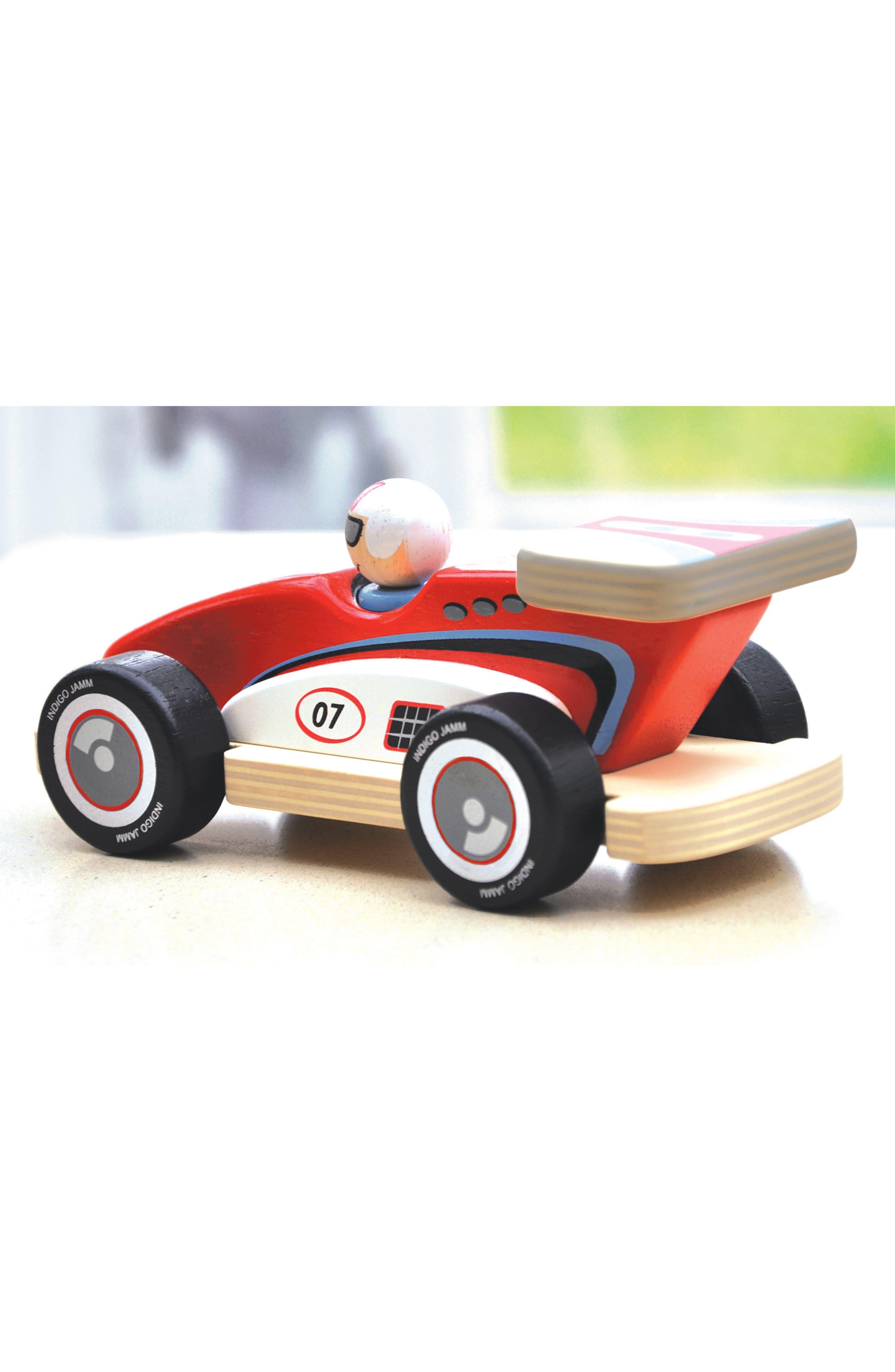Rocky Racer Racing Car,                             Alternate thumbnail 2, color,                             600