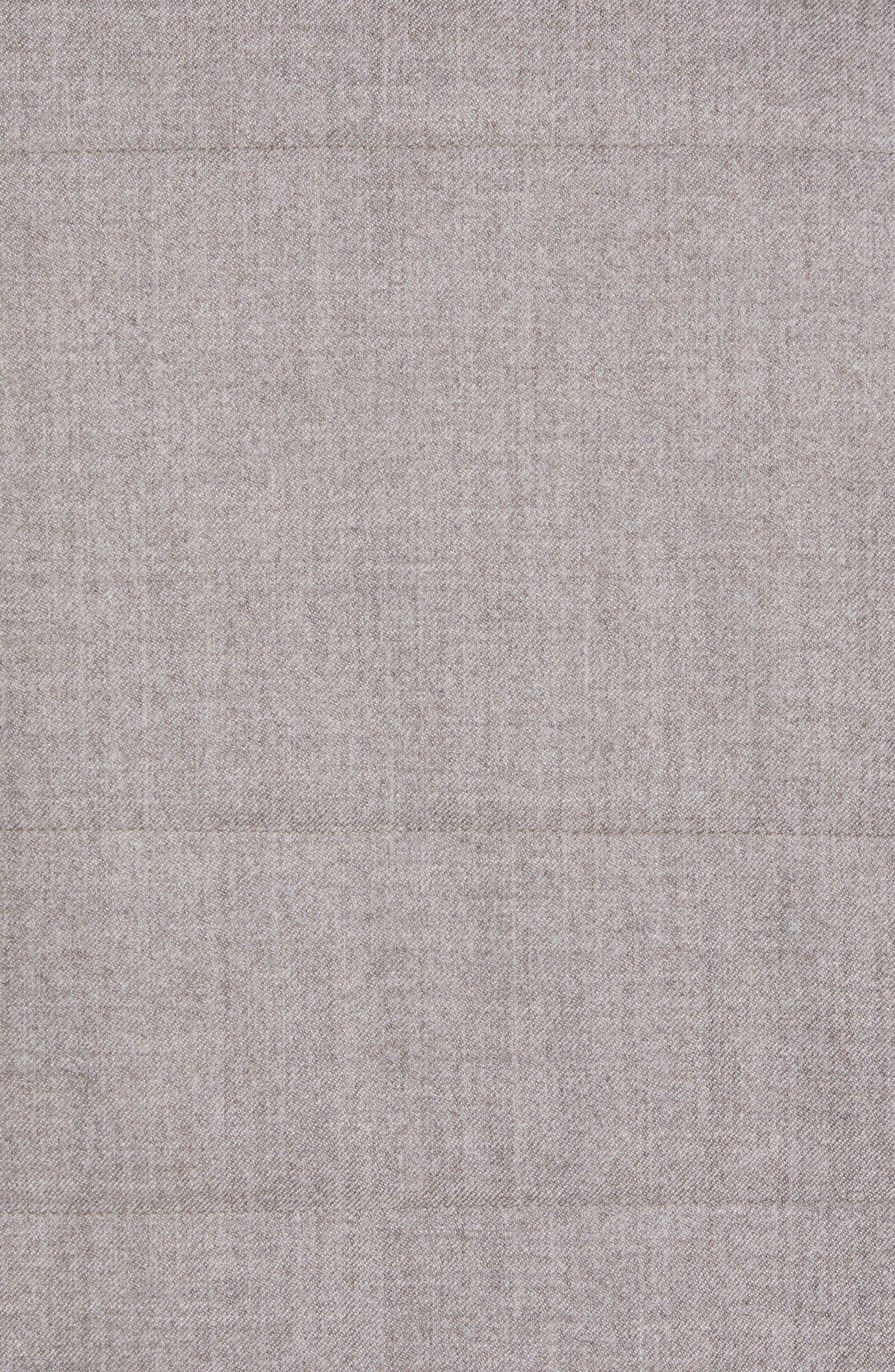 Classic Fit Reversible Vest,                             Alternate thumbnail 7, color,                             SAND