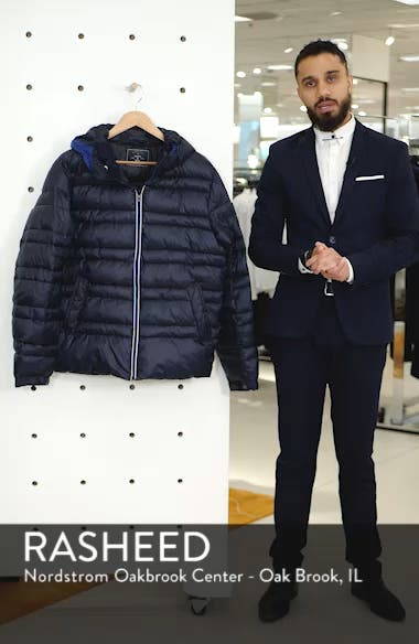 Quilted Puffer Jacket, sales video thumbnail