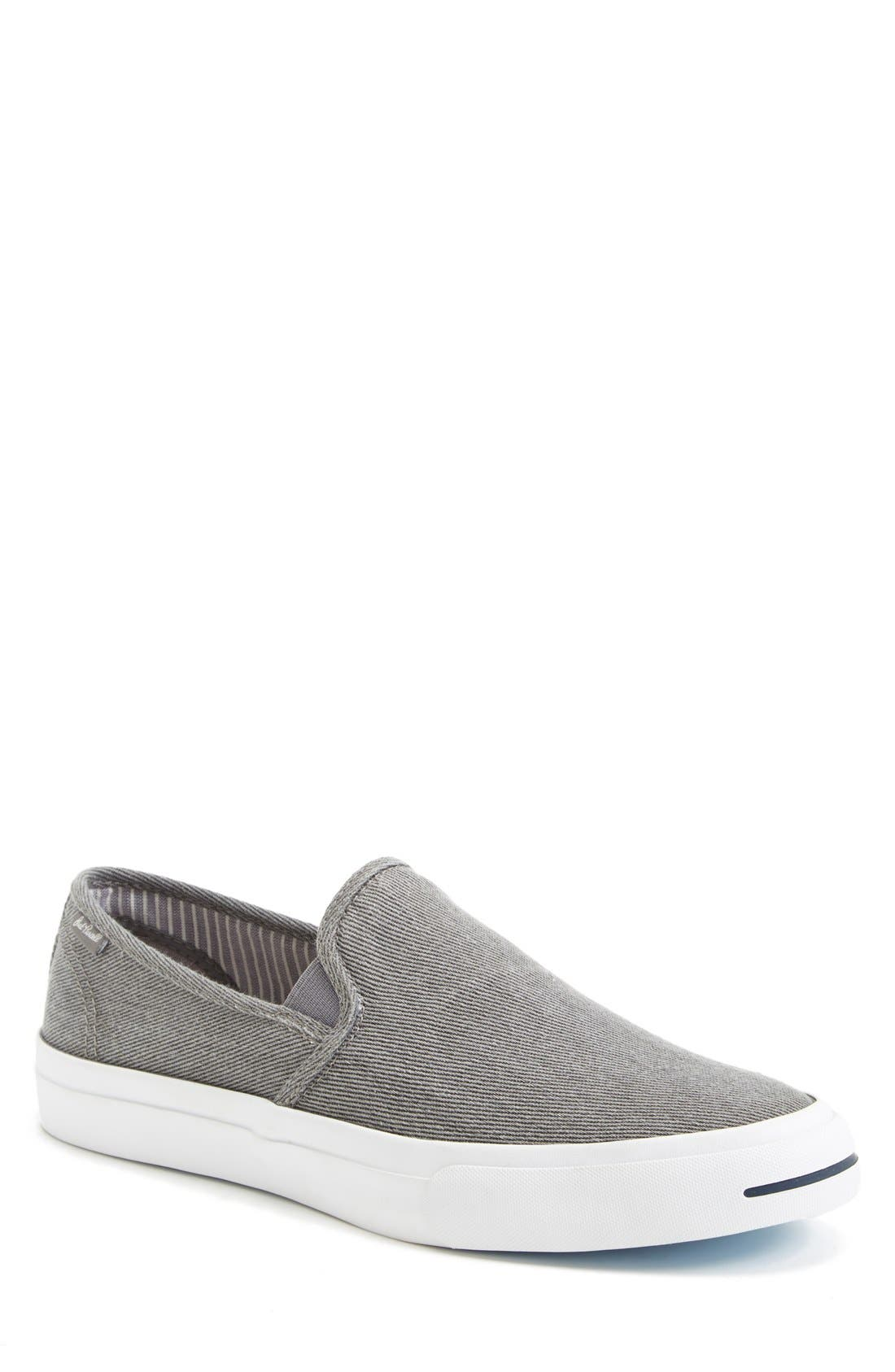 Jack Purcell II Slip-On,                             Main thumbnail 4, color,