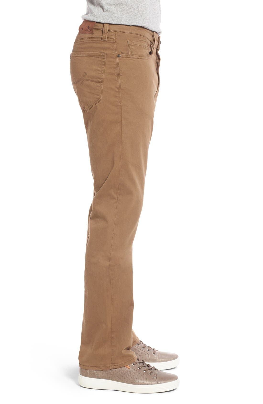 'Charisma' Relaxed Fit Jeans,                             Alternate thumbnail 3, color,
