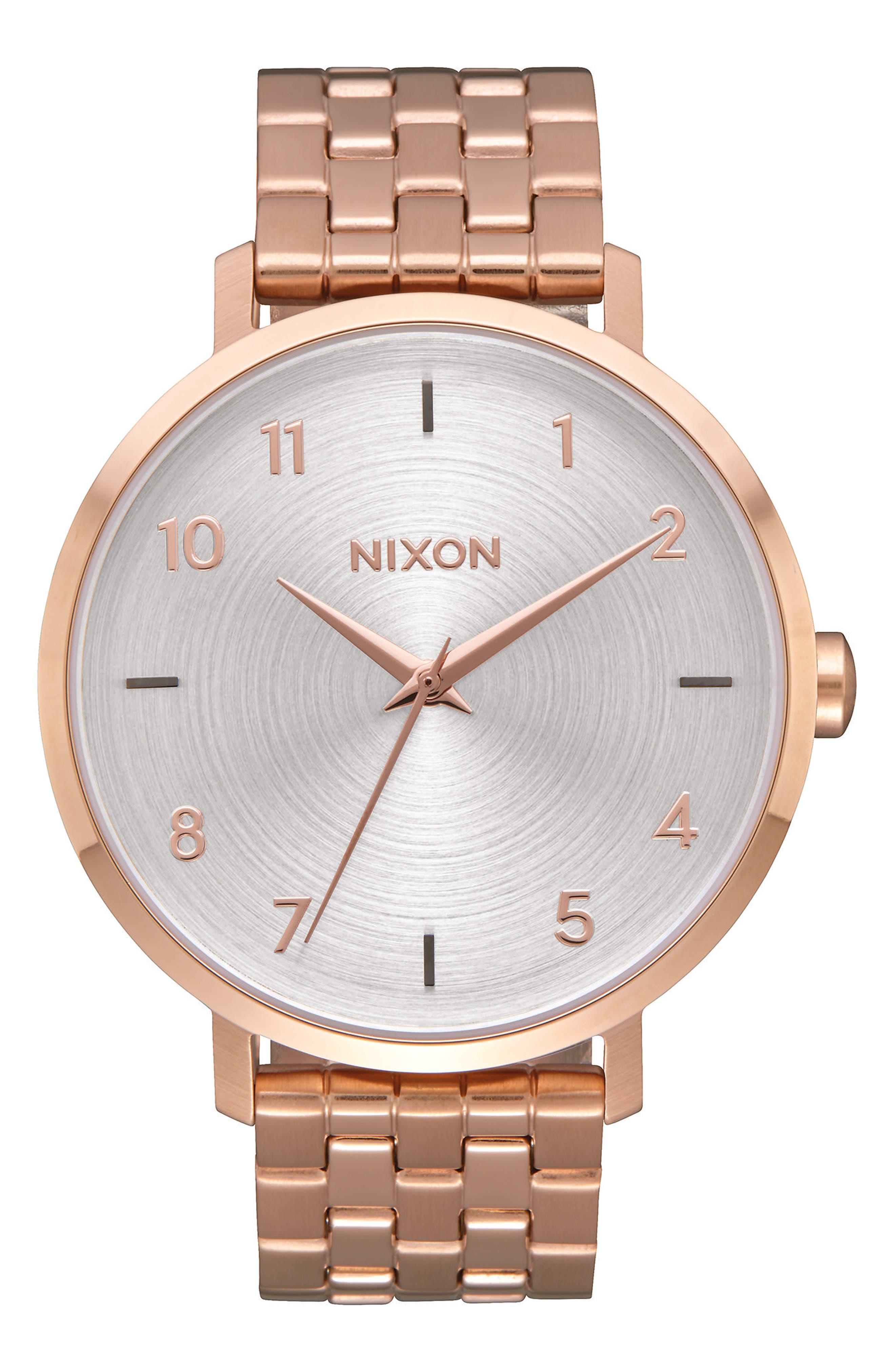 The Arrow Bracelet Watch, 38mm,                             Main thumbnail 11, color,