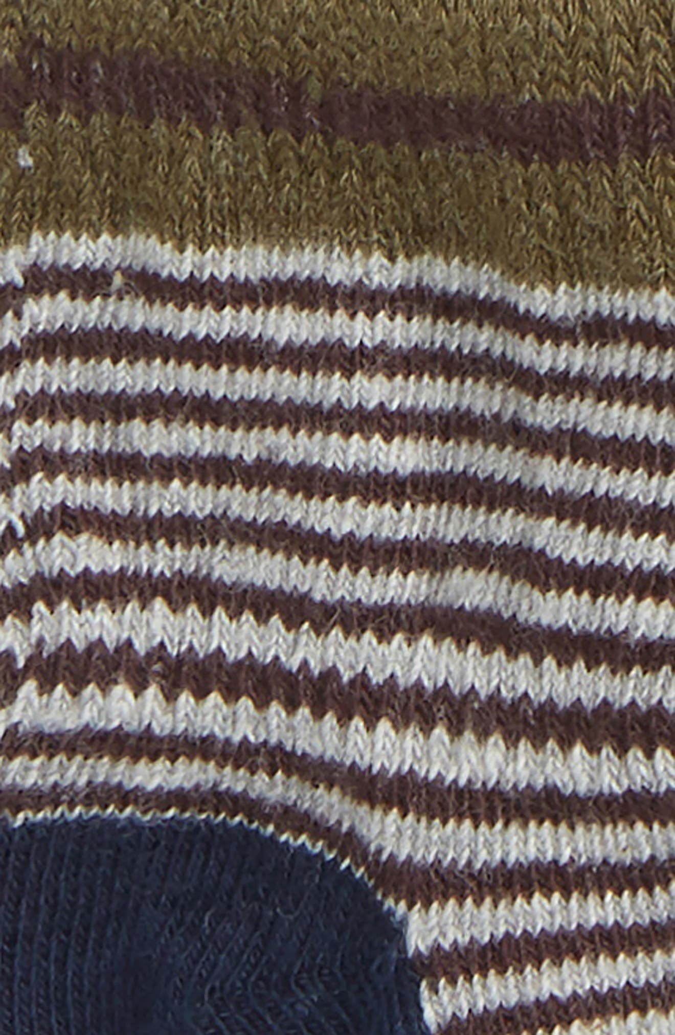3-Pack Crew Socks,                             Alternate thumbnail 2, color,                             OLIVE/ NAVY/ GREY