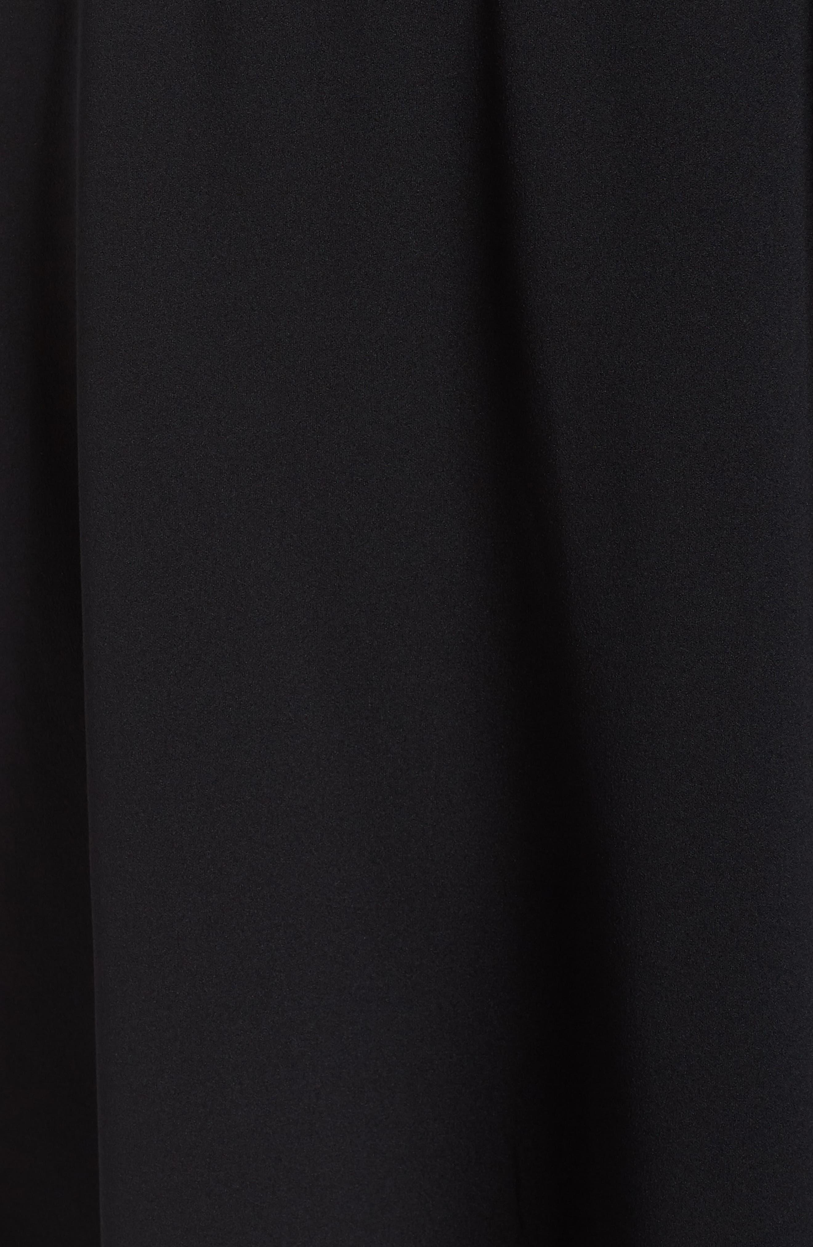 ECI,                             Wrap Dress,                             Alternate thumbnail 6, color,                             001