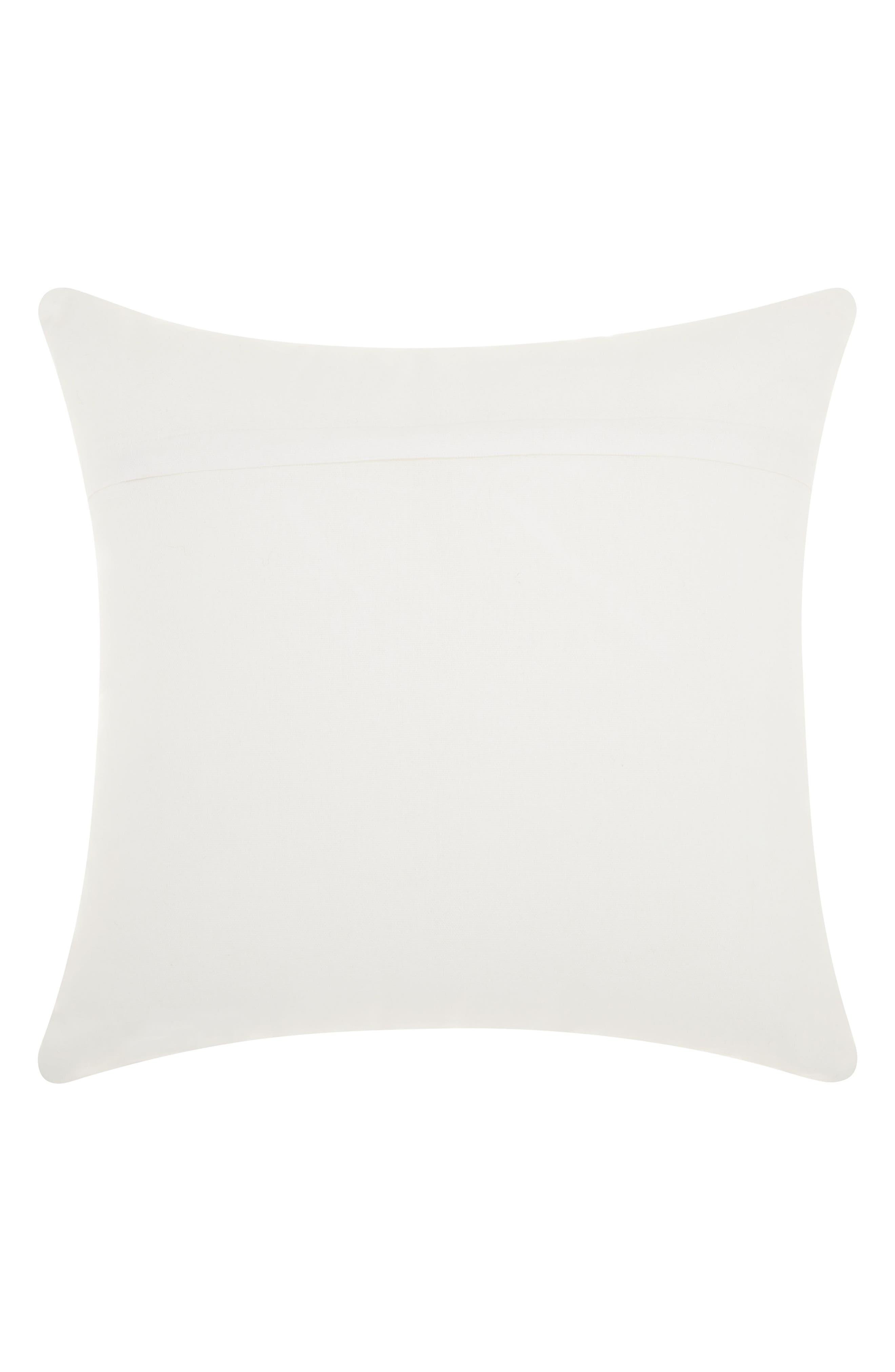 MINA VICTORY,                             Sequin Dalmatian Accent Pillow,                             Alternate thumbnail 2, color,                             100