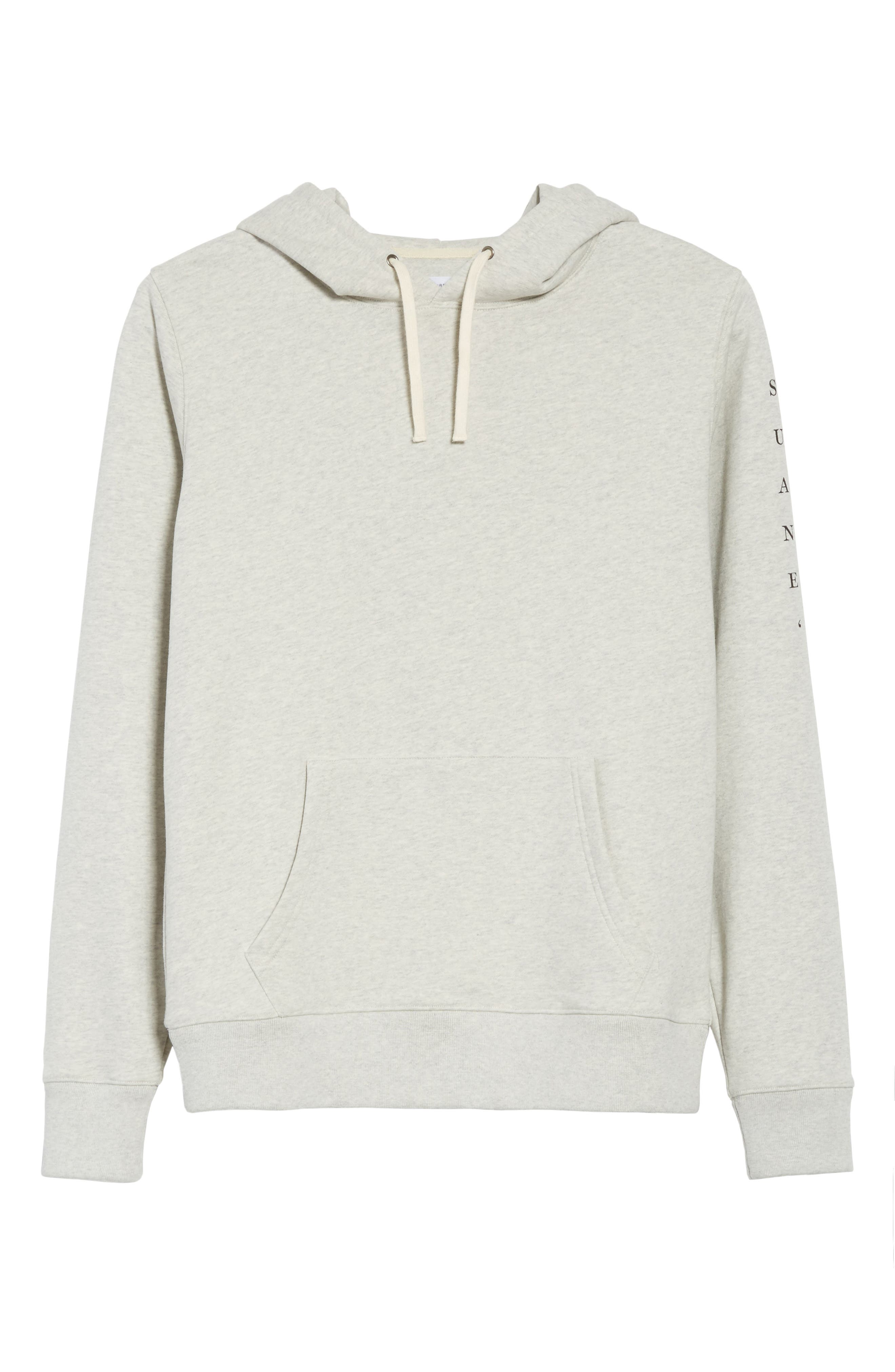 Ditch Stacked Hoodie,                             Alternate thumbnail 6, color,