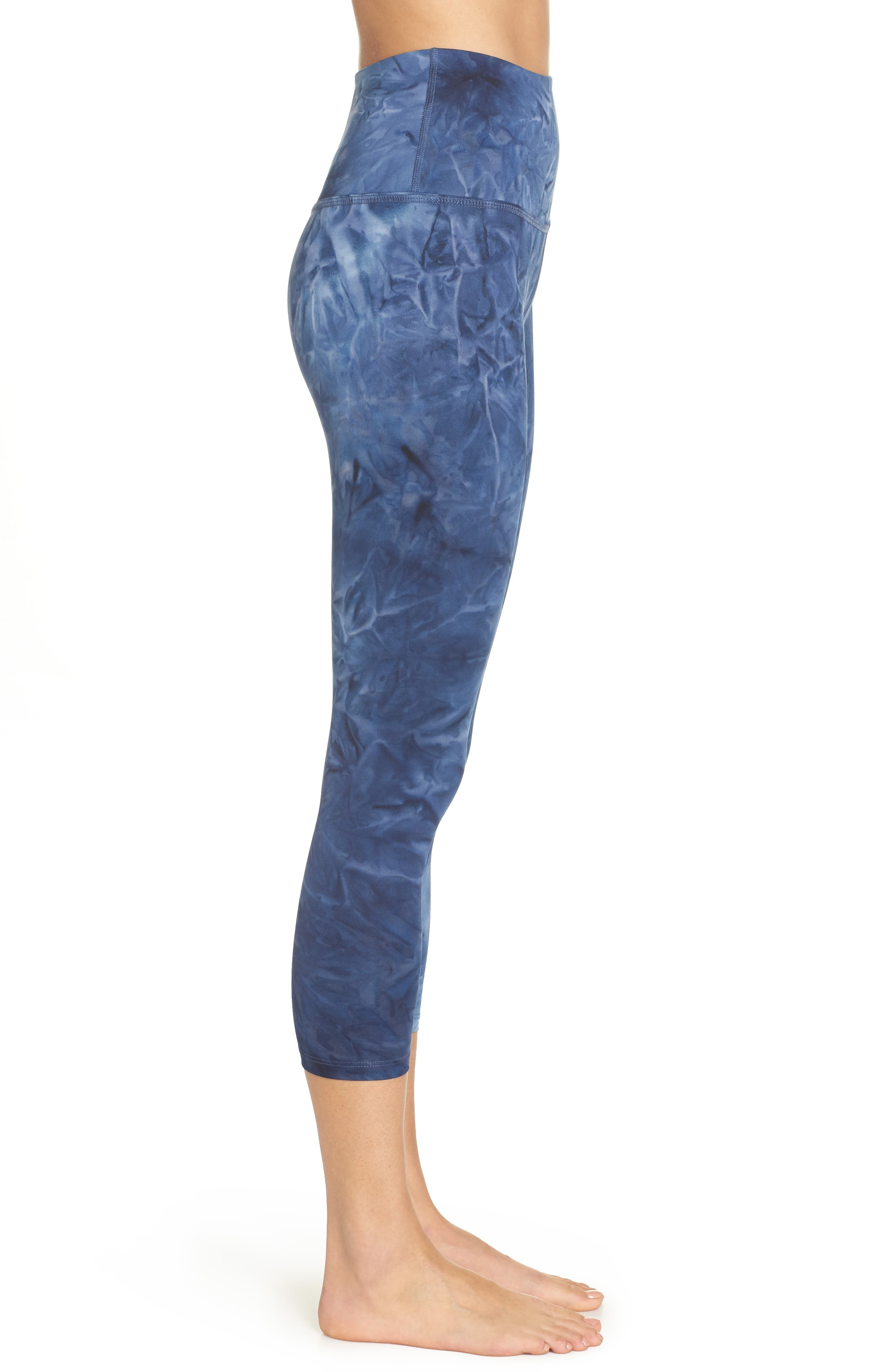Smokeshow High Waist Leggings,                             Alternate thumbnail 3, color,                             461