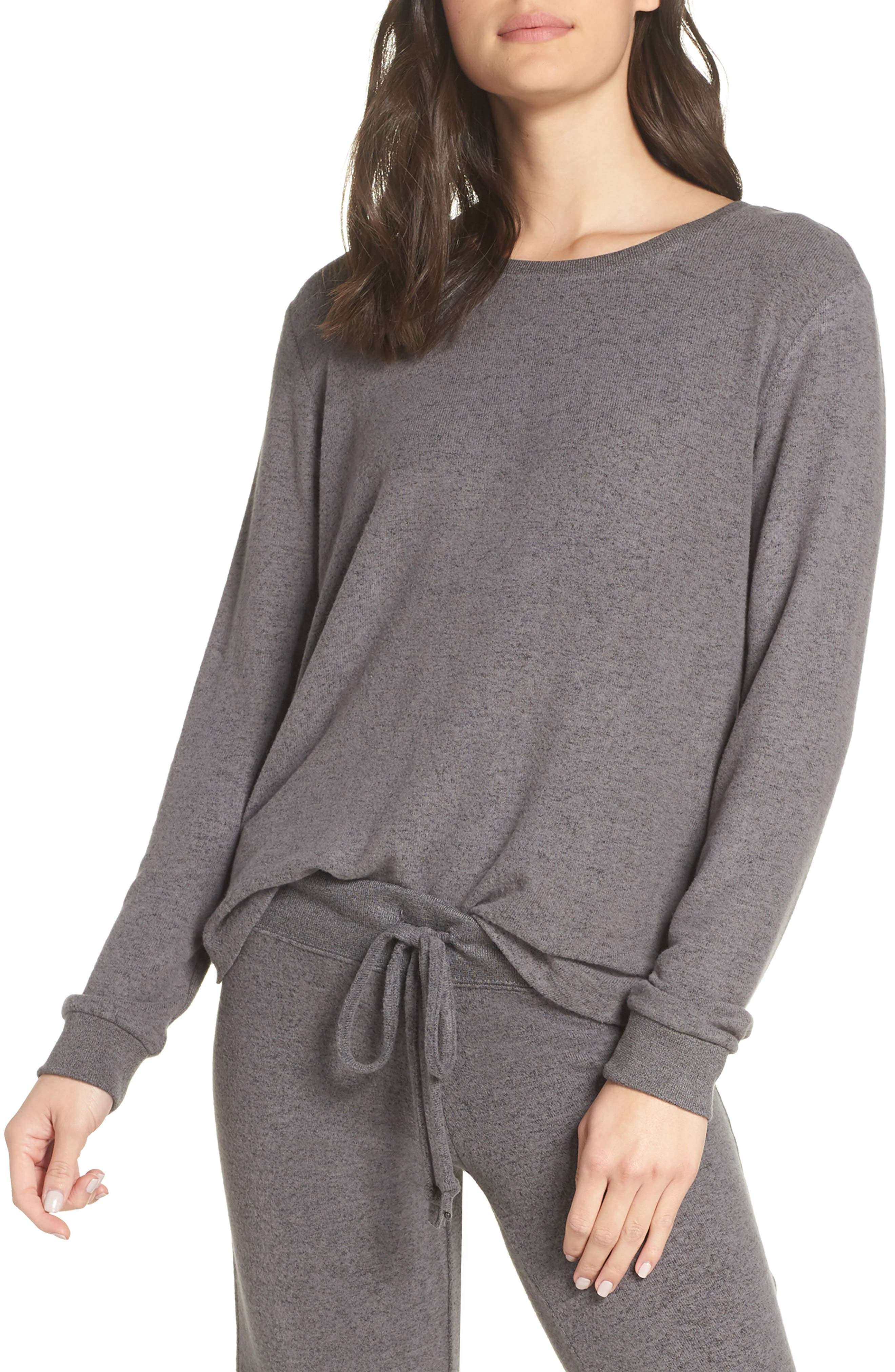 Too Cool Pullover,                             Main thumbnail 1, color,                             GREY PAVEMENT MARL