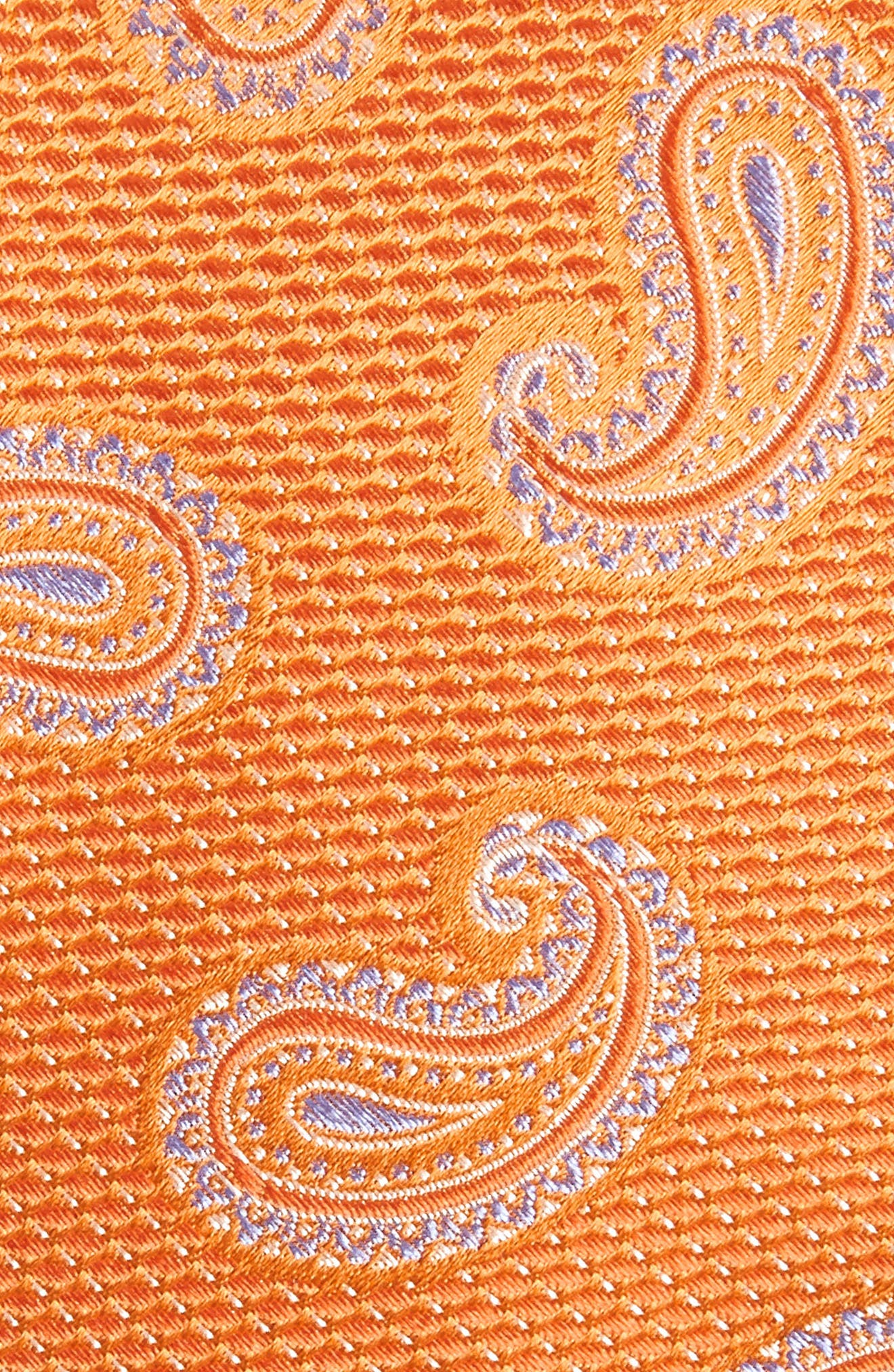 Jerome Paisley Silk Tie,                             Alternate thumbnail 10, color,