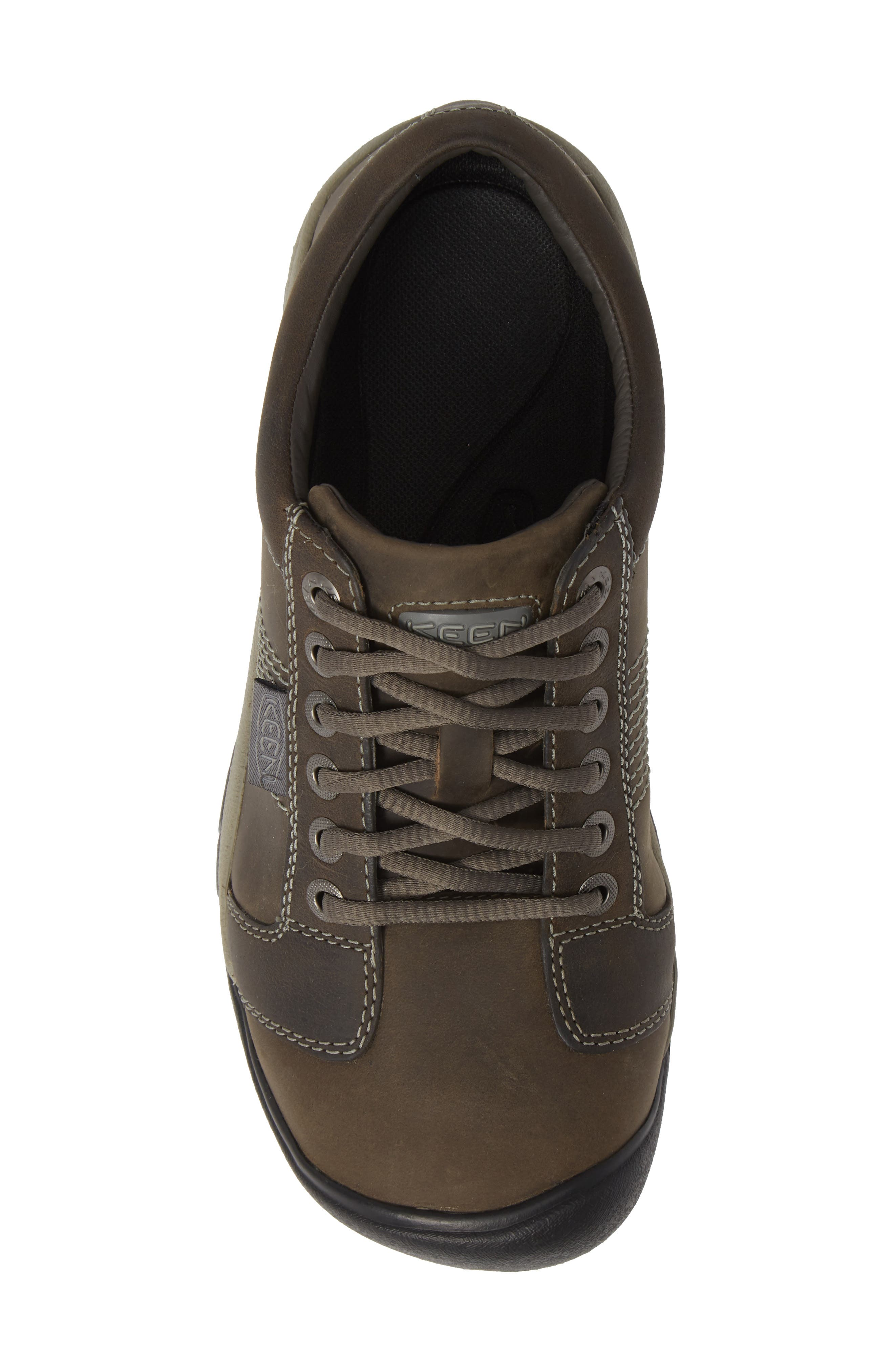 'Austin' Sneaker,                             Alternate thumbnail 5, color,                             GARGOYLE/ NEUTRAL GRAY