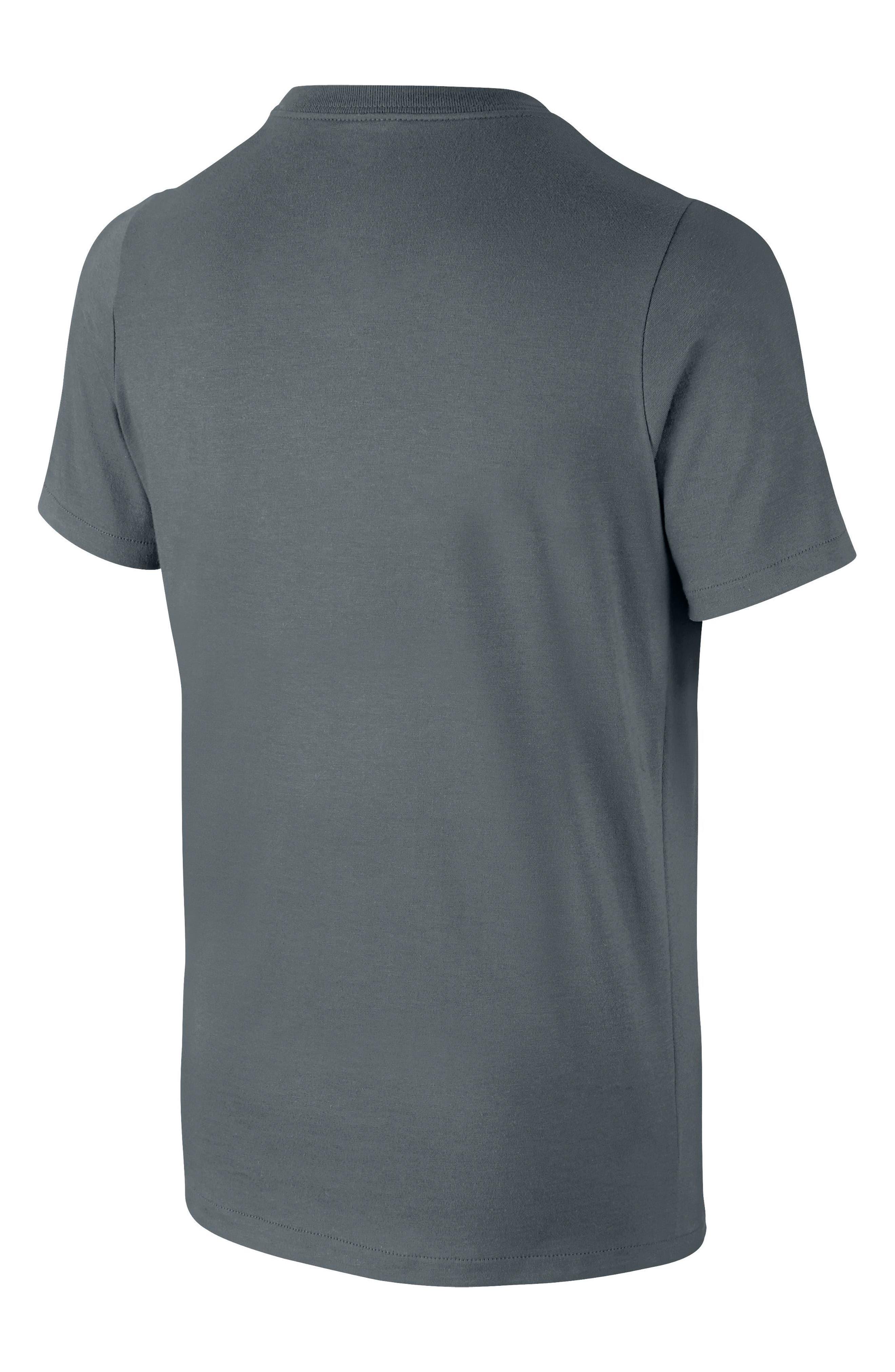 Just Do It Cotton T-Shirt,                             Main thumbnail 1, color,                             063
