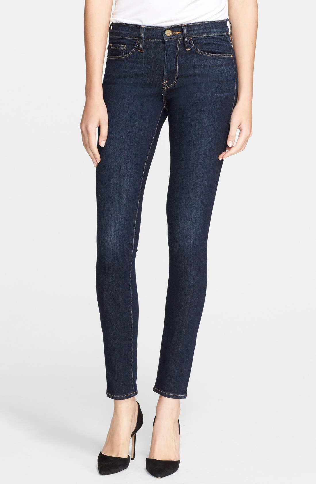 Le Skinny de Jeanne Jeans,                             Main thumbnail 1, color,                             QUEENSWAY