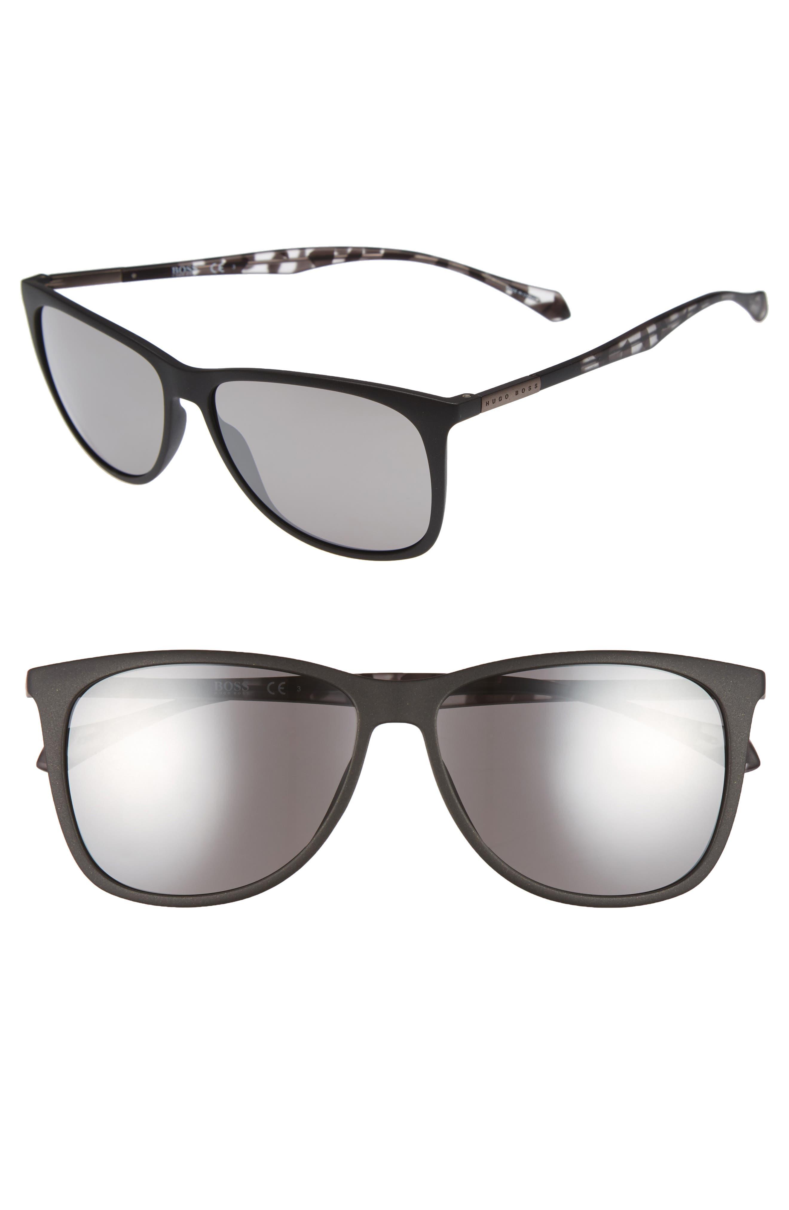 58mm Sunglasses,                             Main thumbnail 1, color,                             002