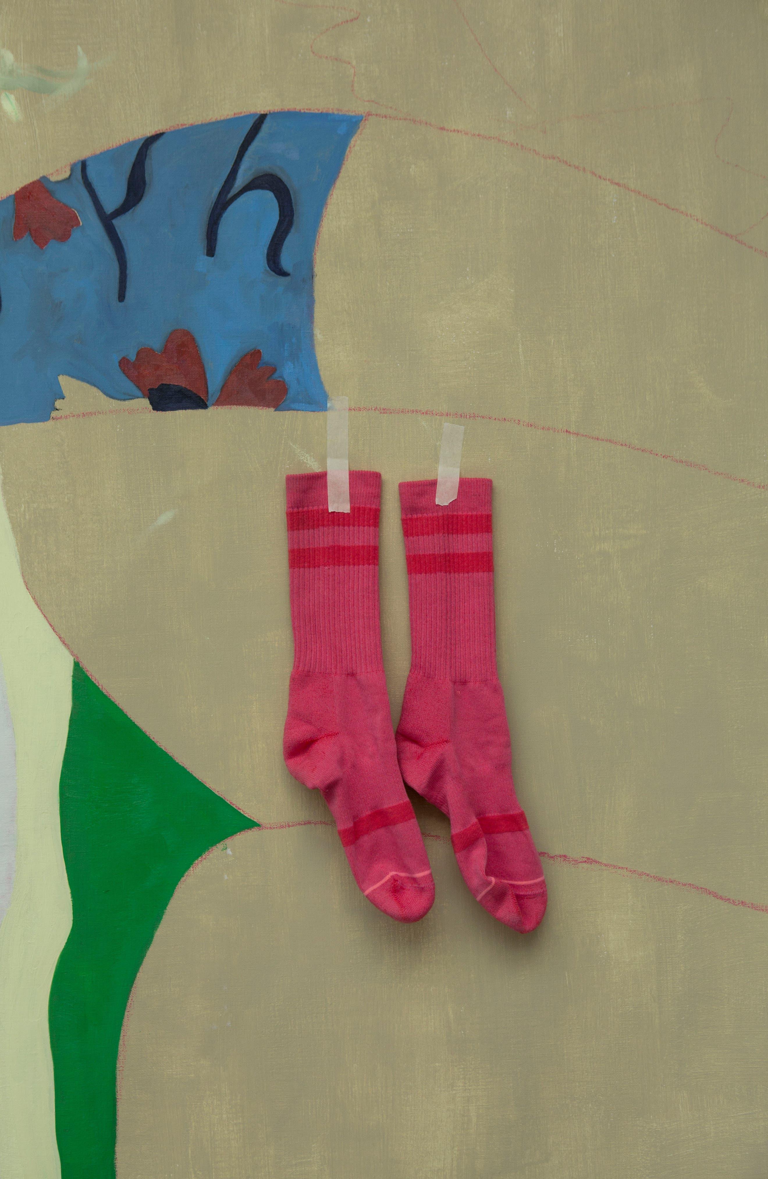 Classic Uncommon Crew Socks,                             Alternate thumbnail 4, color,                             300