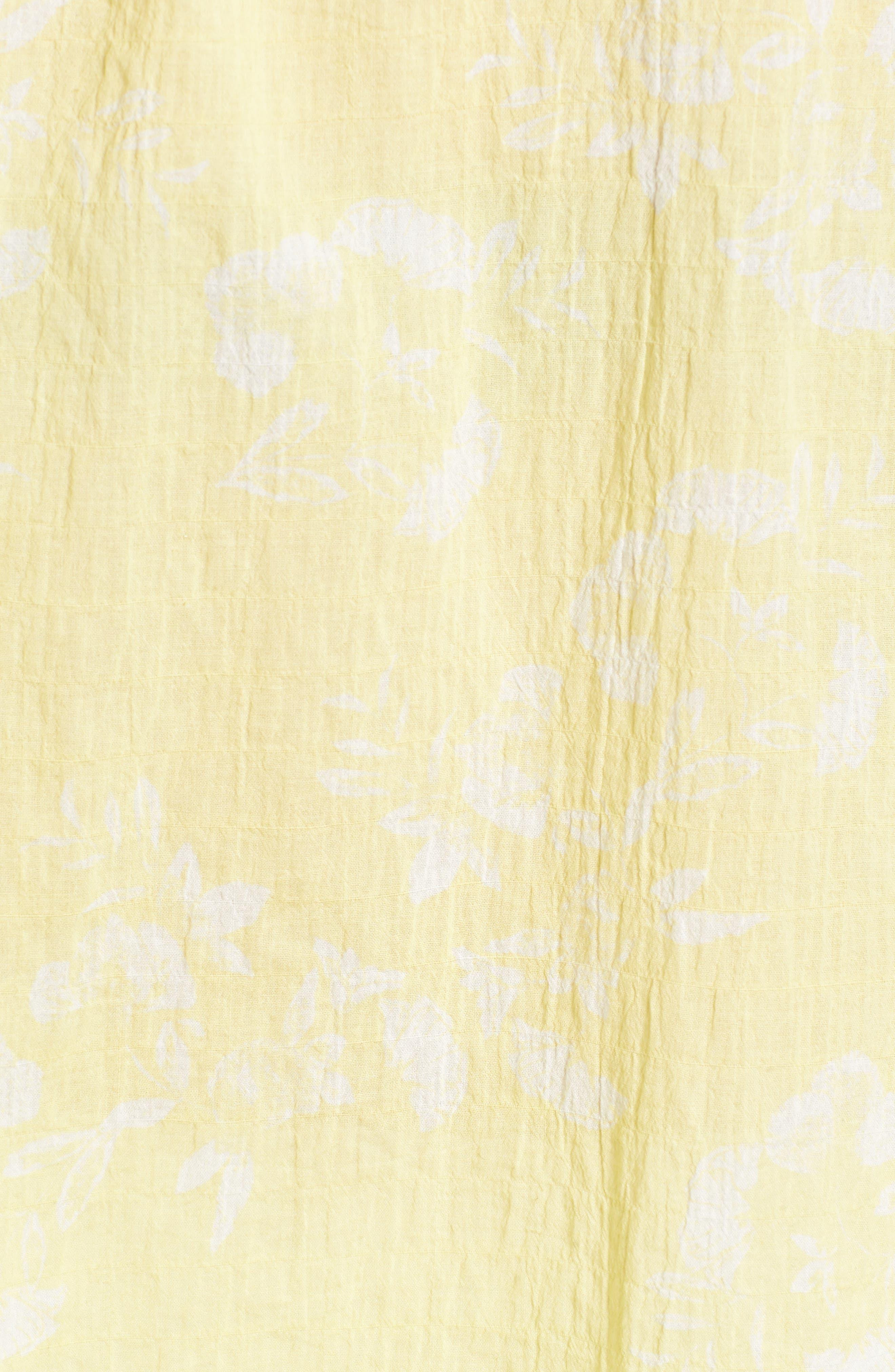 Tie Sleeve Woven Tunic,                             Alternate thumbnail 11, color,