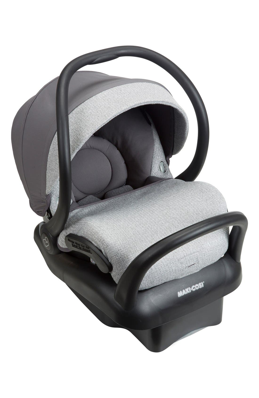 'Mico Max 30 - Sweater Knit Special Edition' Infant Car Seat,                             Alternate thumbnail 4, color,                             020