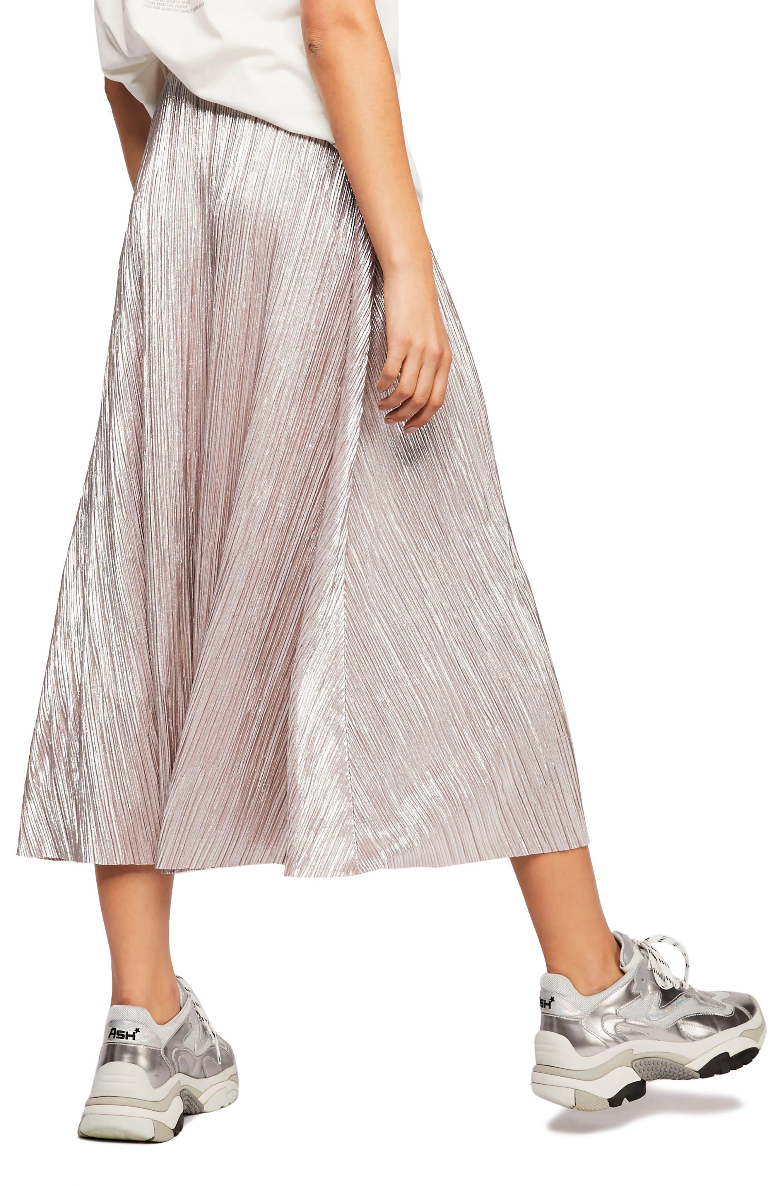 High Holiday Midi Skirt,                             Alternate thumbnail 2, color,                             040