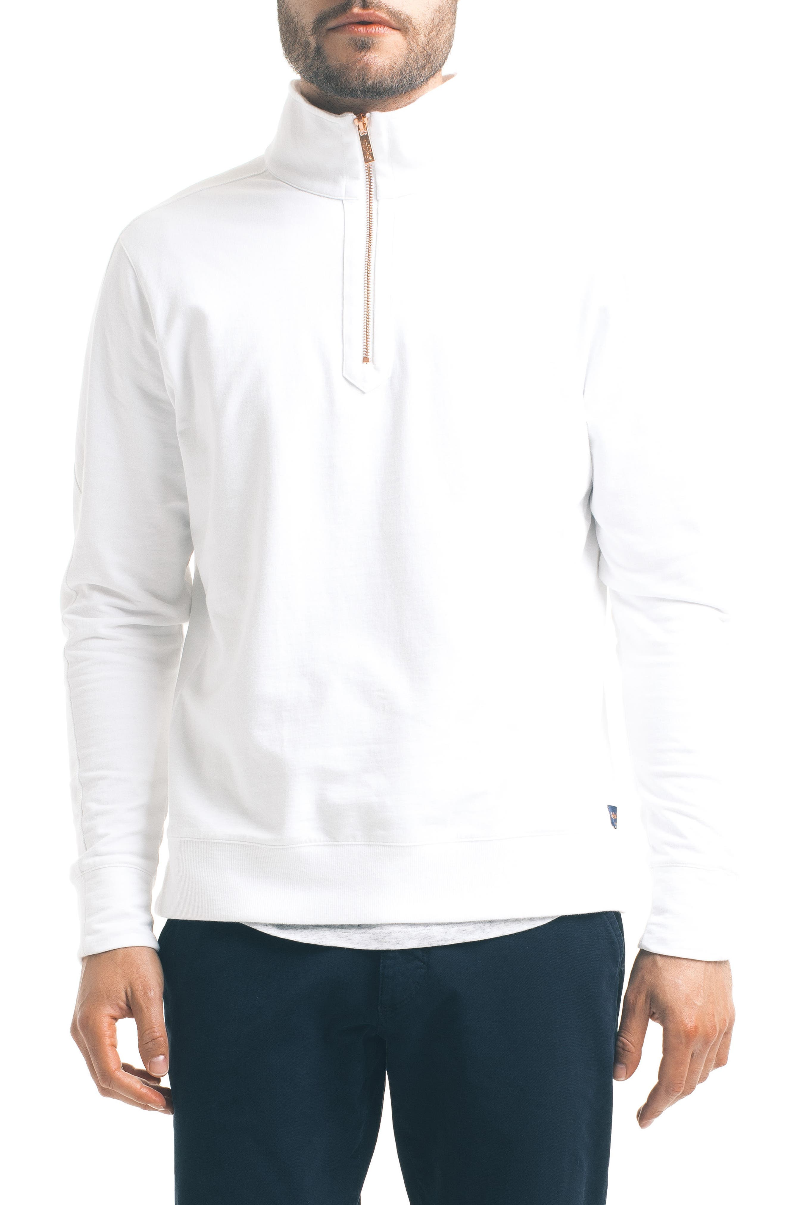 Slim Pro Quarter Zip Pullover,                             Main thumbnail 2, color,