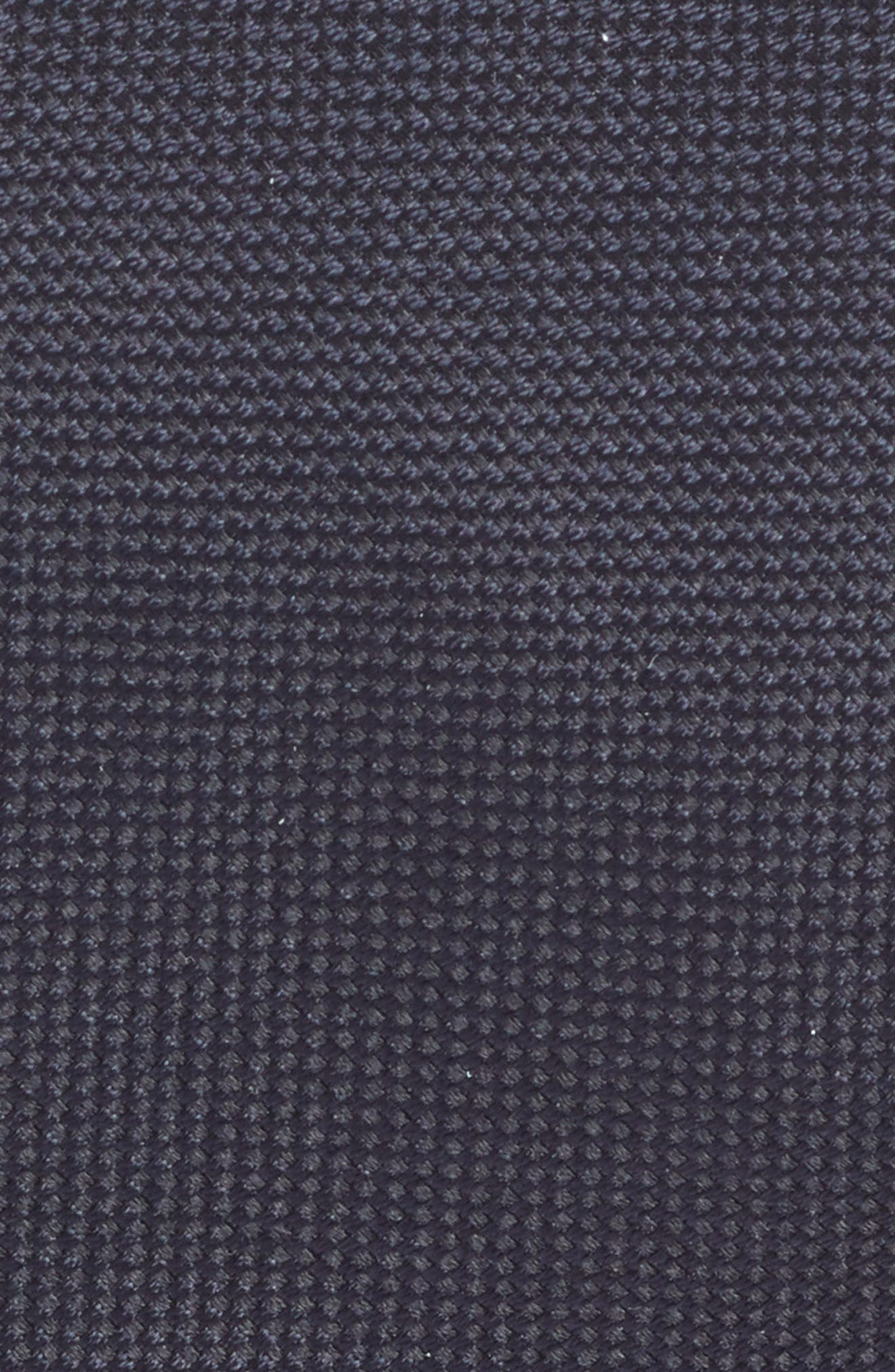 x Nordstrom Silk Tie,                             Alternate thumbnail 2, color,                             BLUE