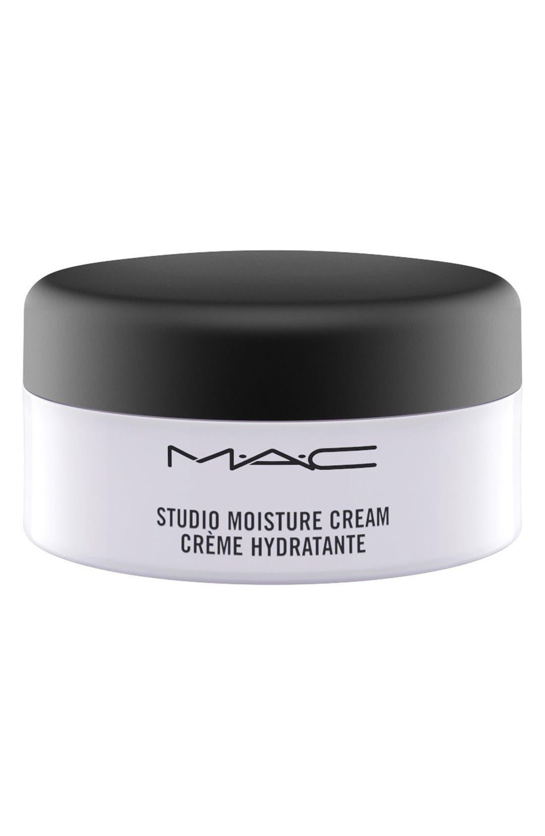 MAC Studio Moisture Cream,                             Main thumbnail 1, color,                             NO COLOR