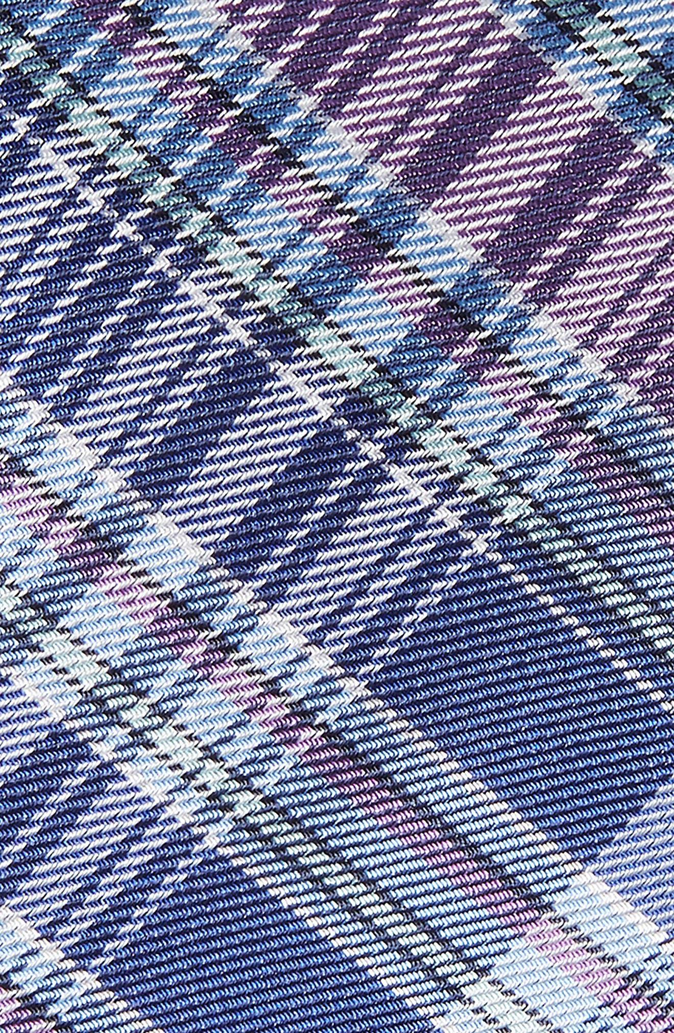 Sassafrass Plaid Silk Tie,                             Alternate thumbnail 7, color,