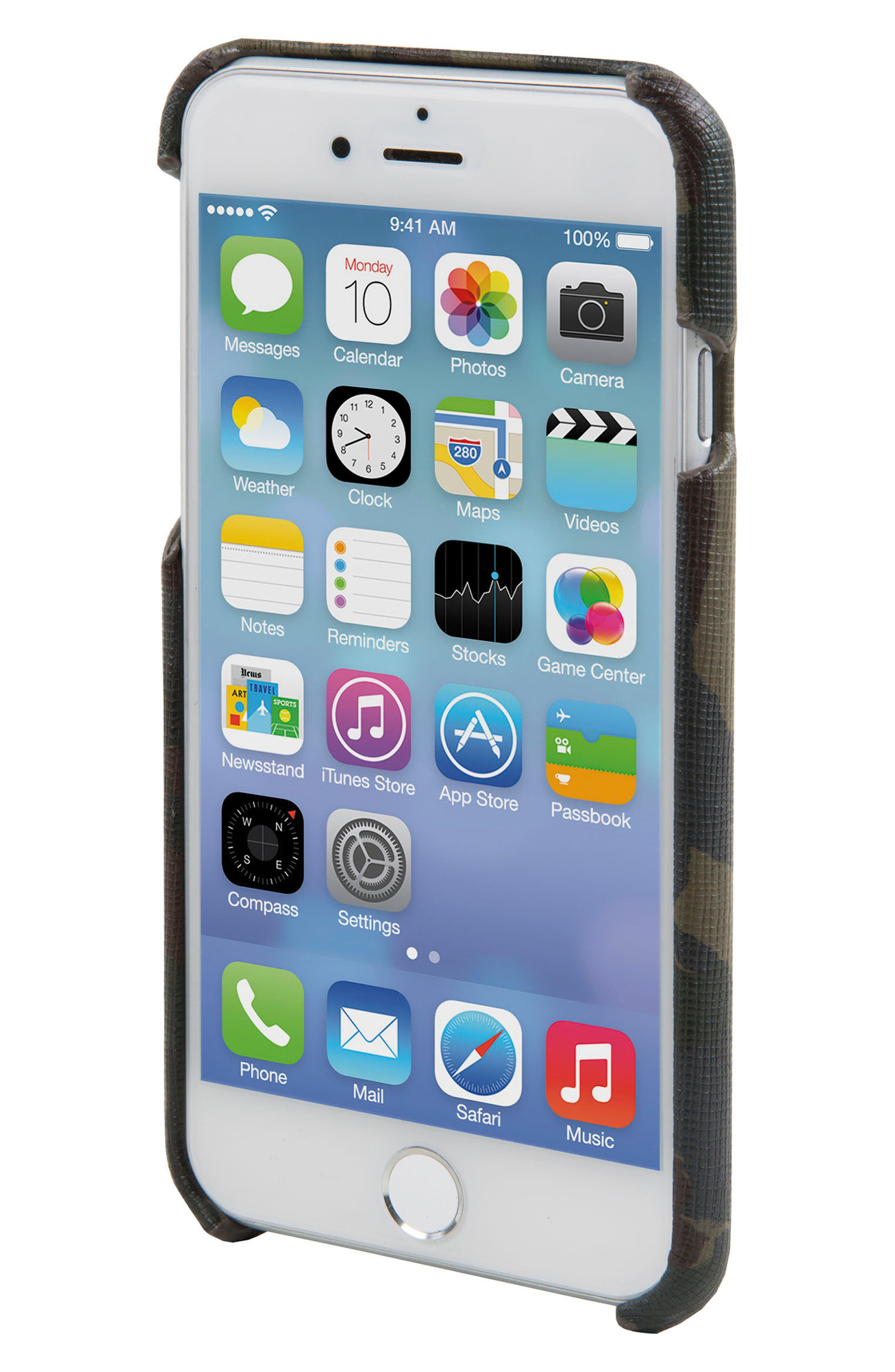 Solo iPhone 6/6s/7/8 Wallet Case,                             Alternate thumbnail 3, color,                             345