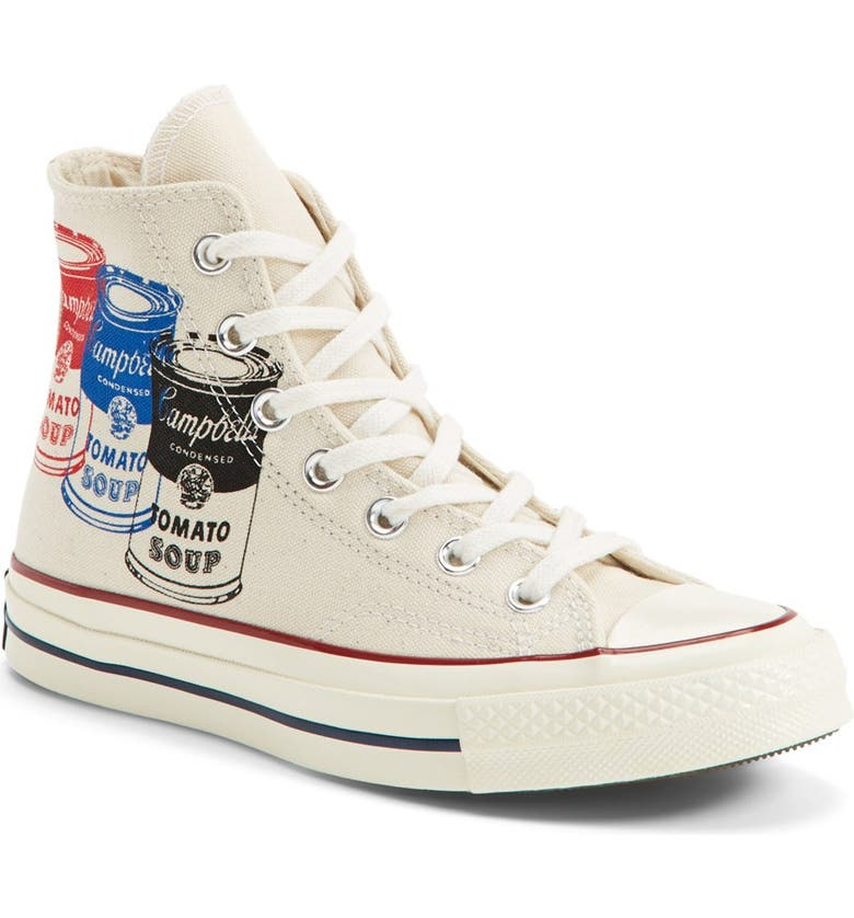 613c27ad4e7dd0 Converse Chuck Taylor® All Star®  70 Andy Warhol Collection High Top ...