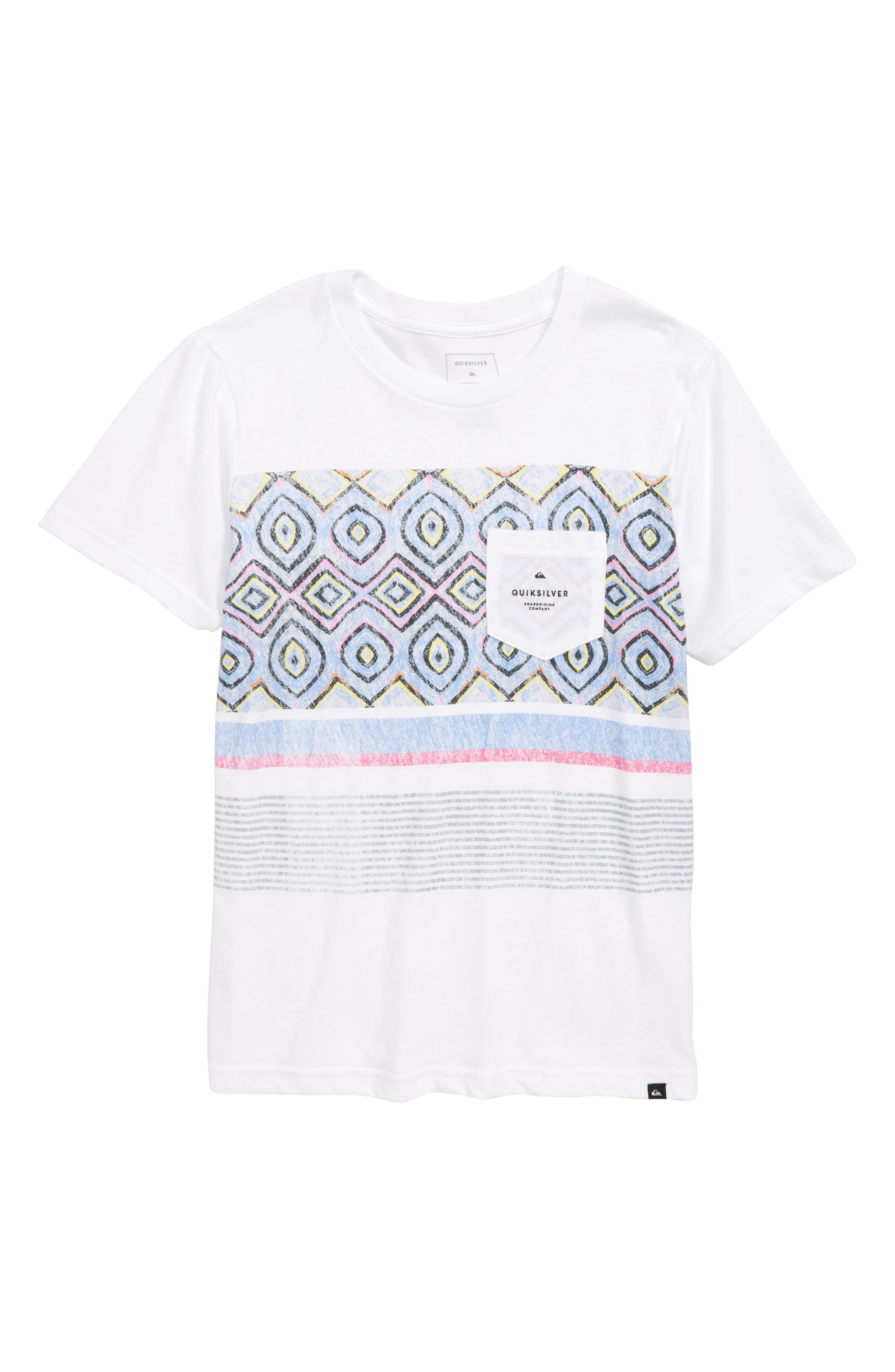 Chumbo Graphic Pocket T-Shirt,                             Main thumbnail 1, color,                             101
