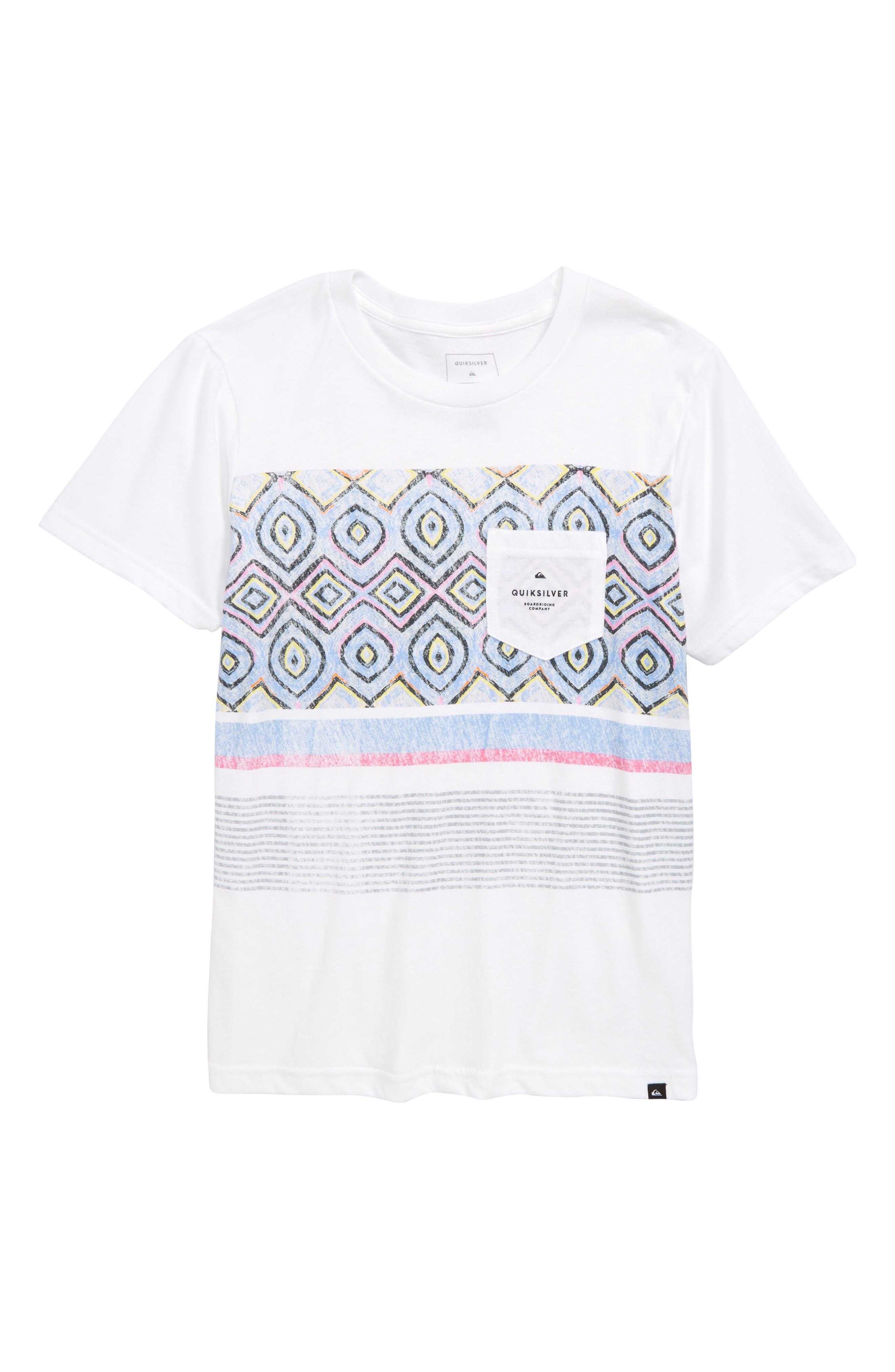 Chumbo Graphic Pocket T-Shirt,                         Main,                         color, 101