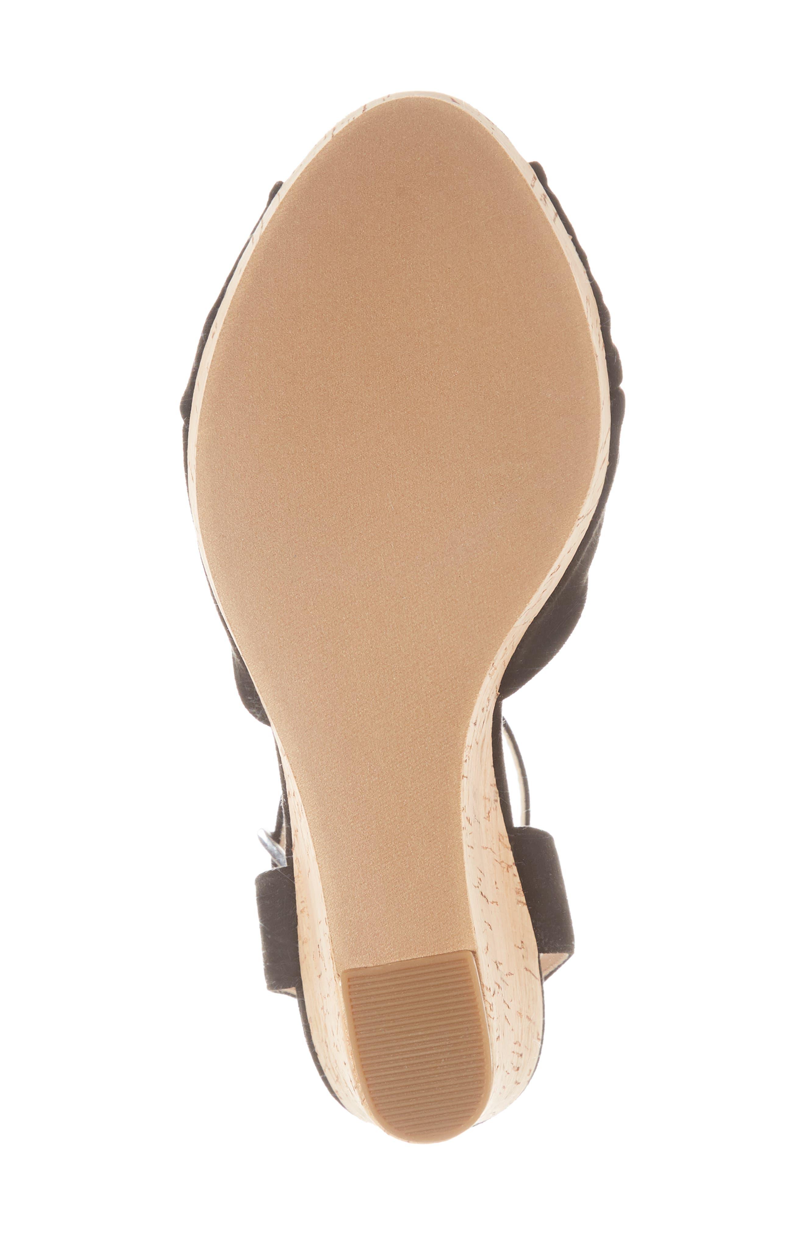 Arya Platform Wedge Sandal,                             Alternate thumbnail 32, color,