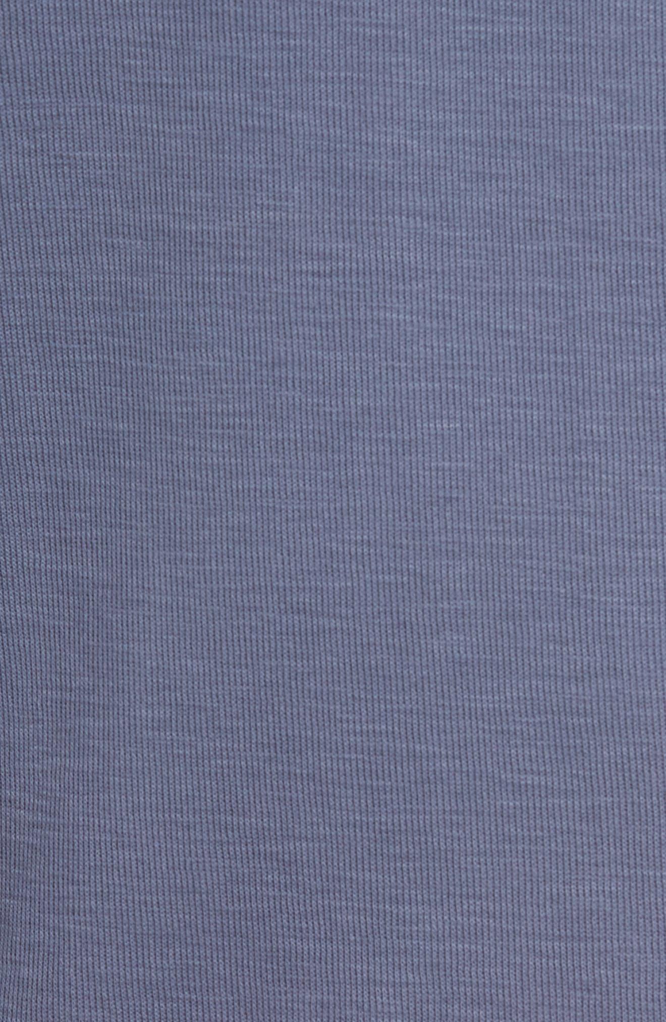 Hans Long Sleeve Henley T-Shirt,                             Alternate thumbnail 5, color,                             014