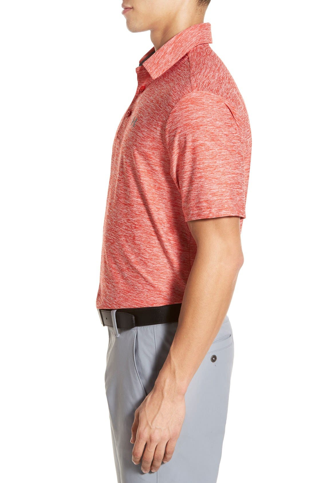 'Playoff' Loose Fit Short Sleeve Polo,                             Alternate thumbnail 171, color,