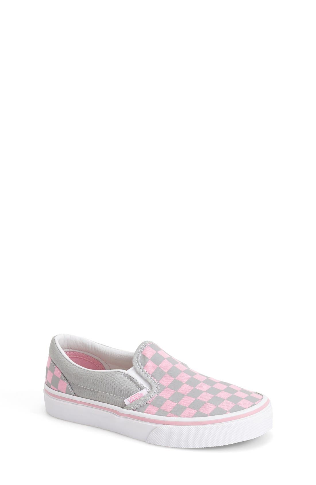 'Classic - Checkerboard' Slip-On,                             Main thumbnail 2, color,