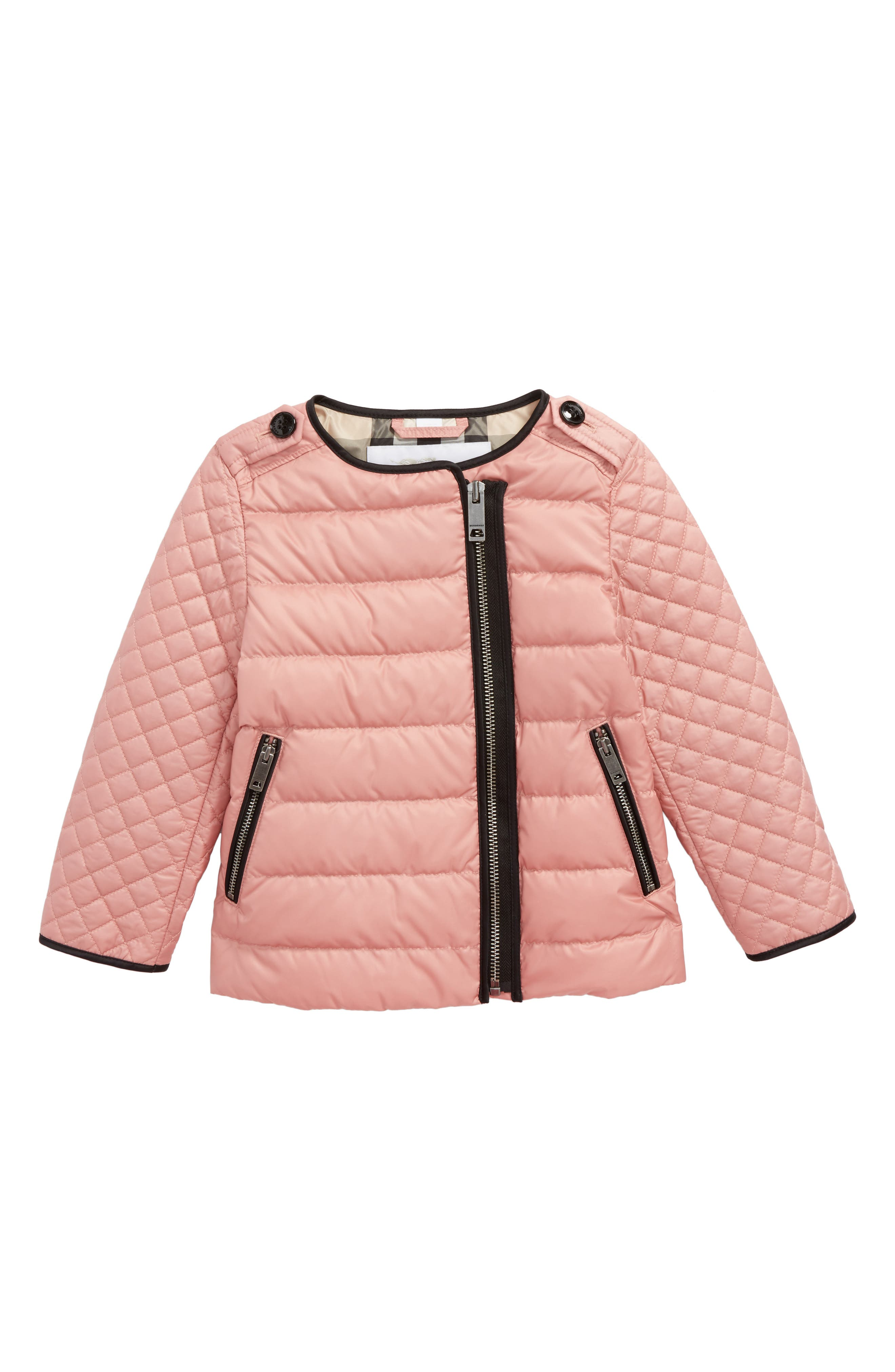 Gretel Quilted Down Jacket,                             Main thumbnail 2, color,