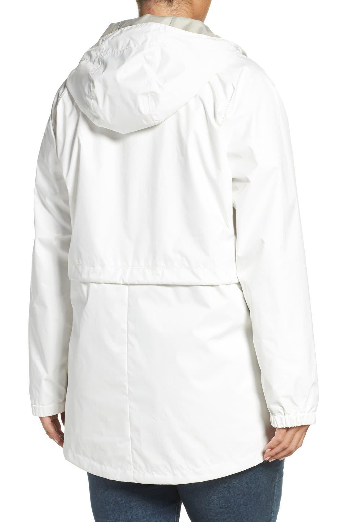 'Arcadia' Hooded Waterproof Casual Jacket,                             Alternate thumbnail 34, color,