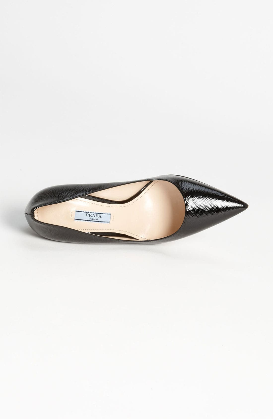 Pointy Toe Pump,                             Alternate thumbnail 5, color,                             002